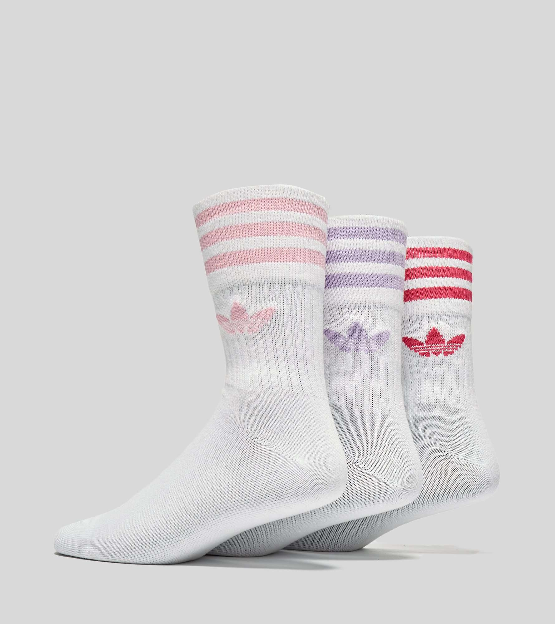 adidas Originals 3 Pack Trefoil Socks
