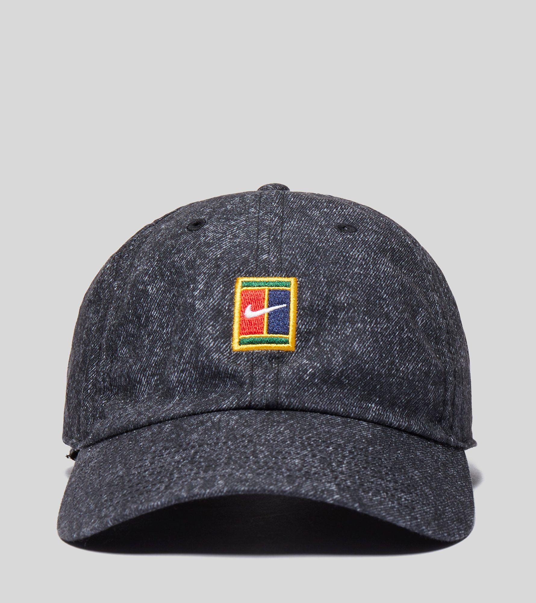 Nike Court Logo Cap Acid