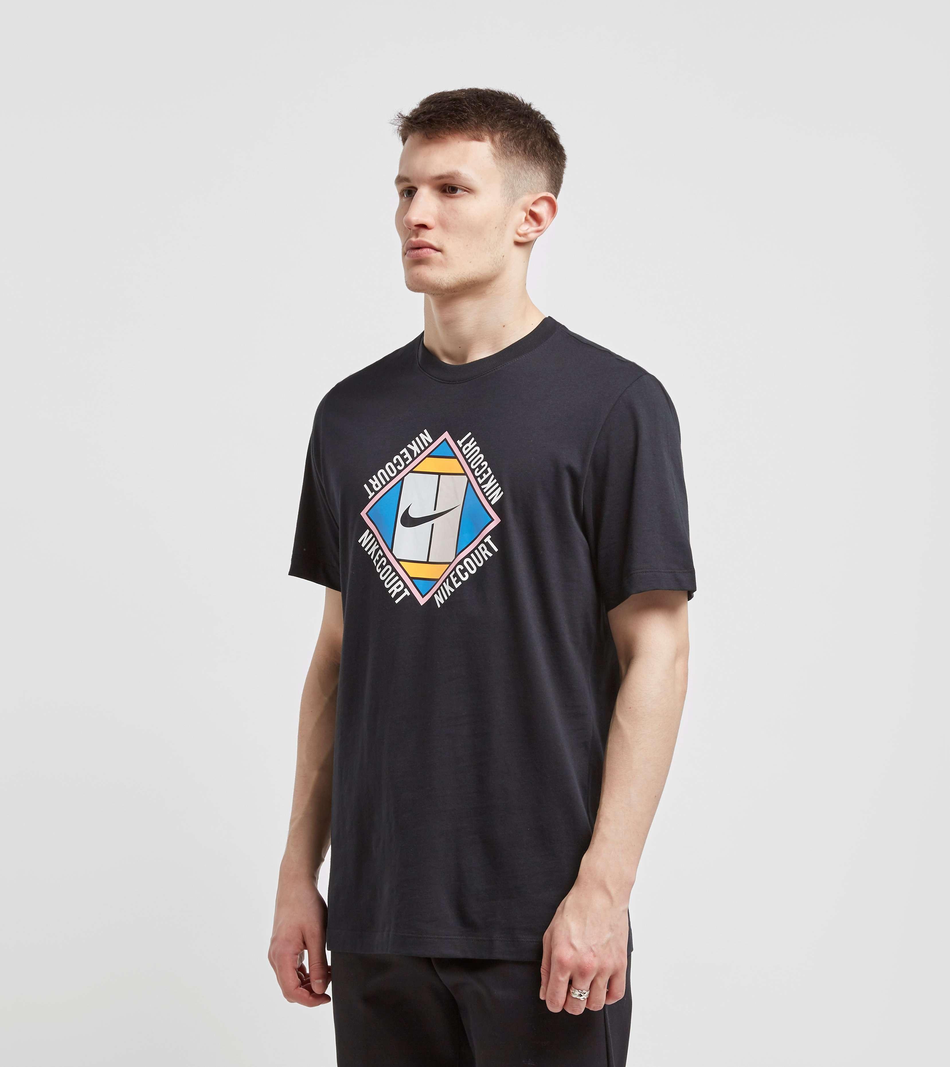 Nike Court Heritage Logo T-Shirt