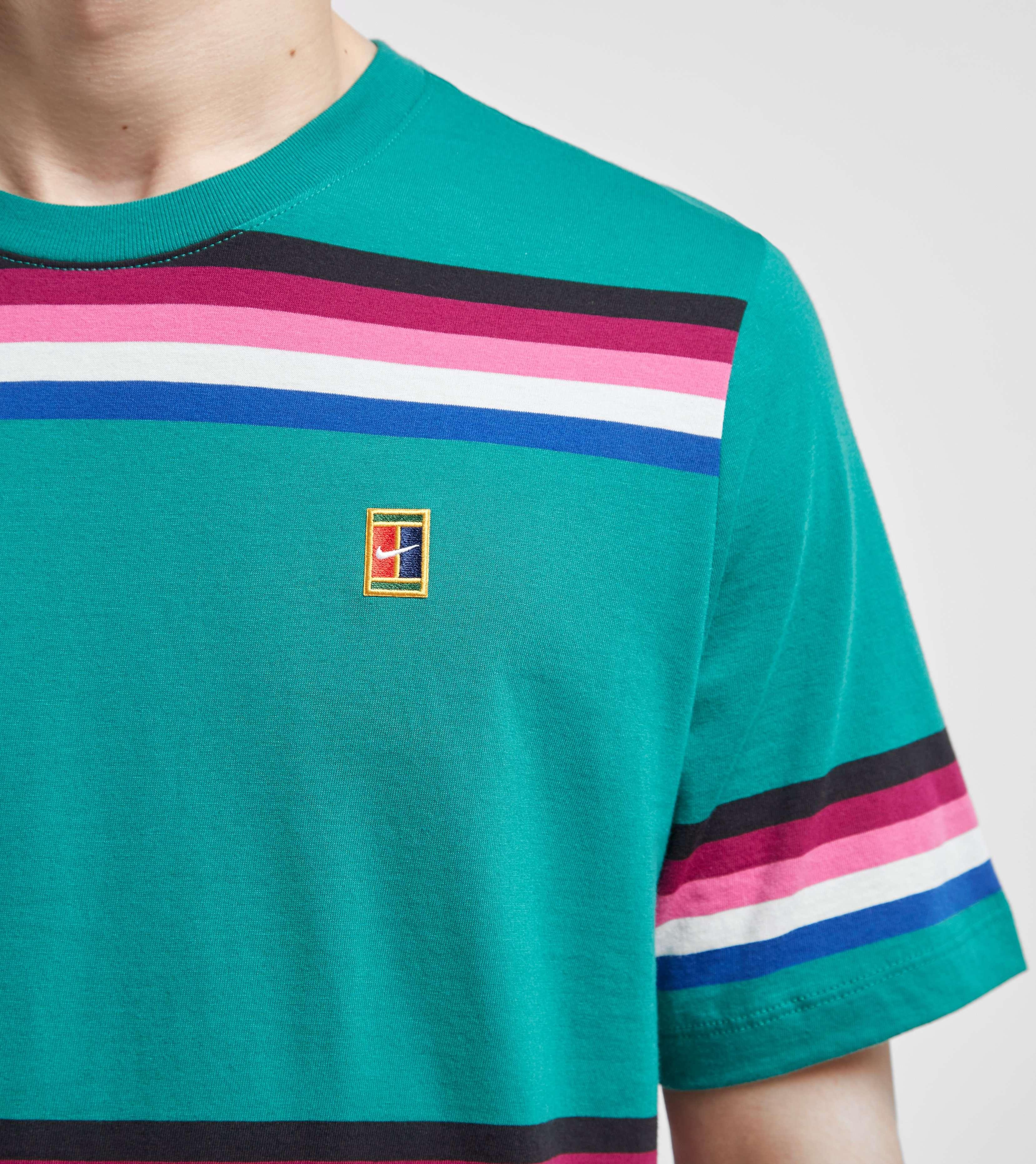 Nike Court Stripe T-Shirt