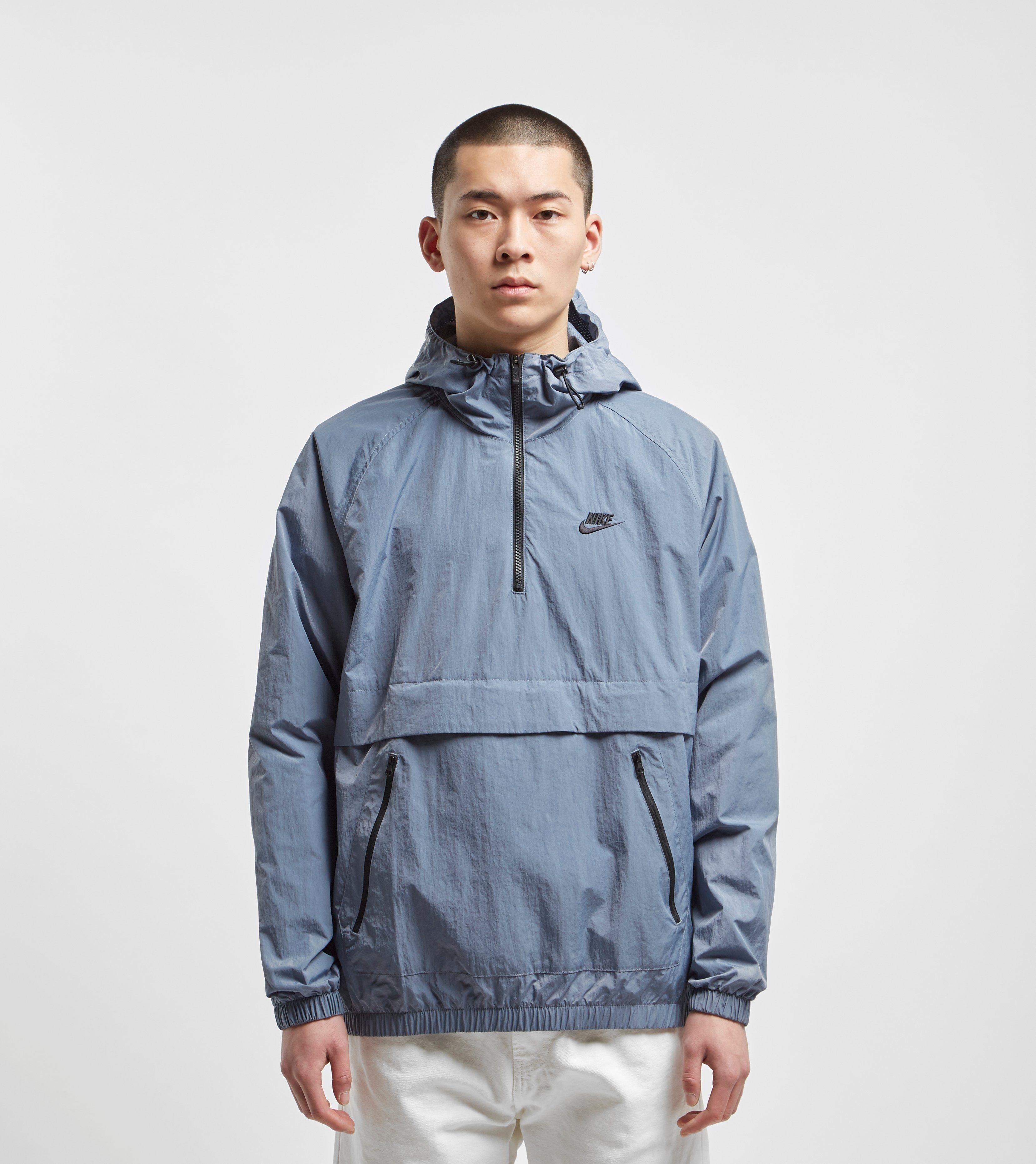 Nike Woven 1/4 Zip Anorak Jacket