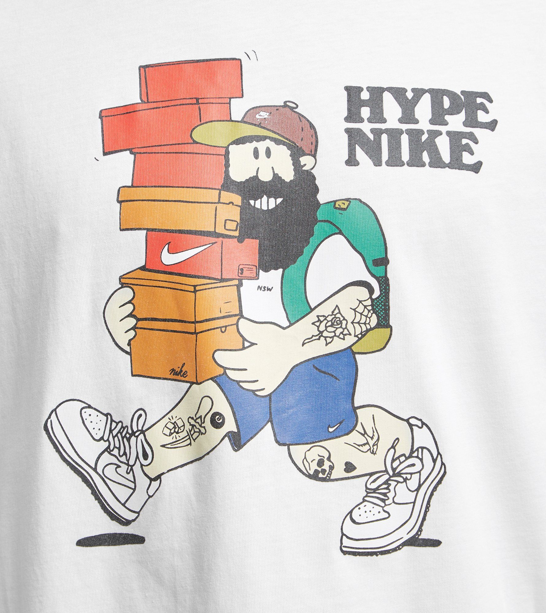 Nike Hype Short Sleeve T-Shirt
