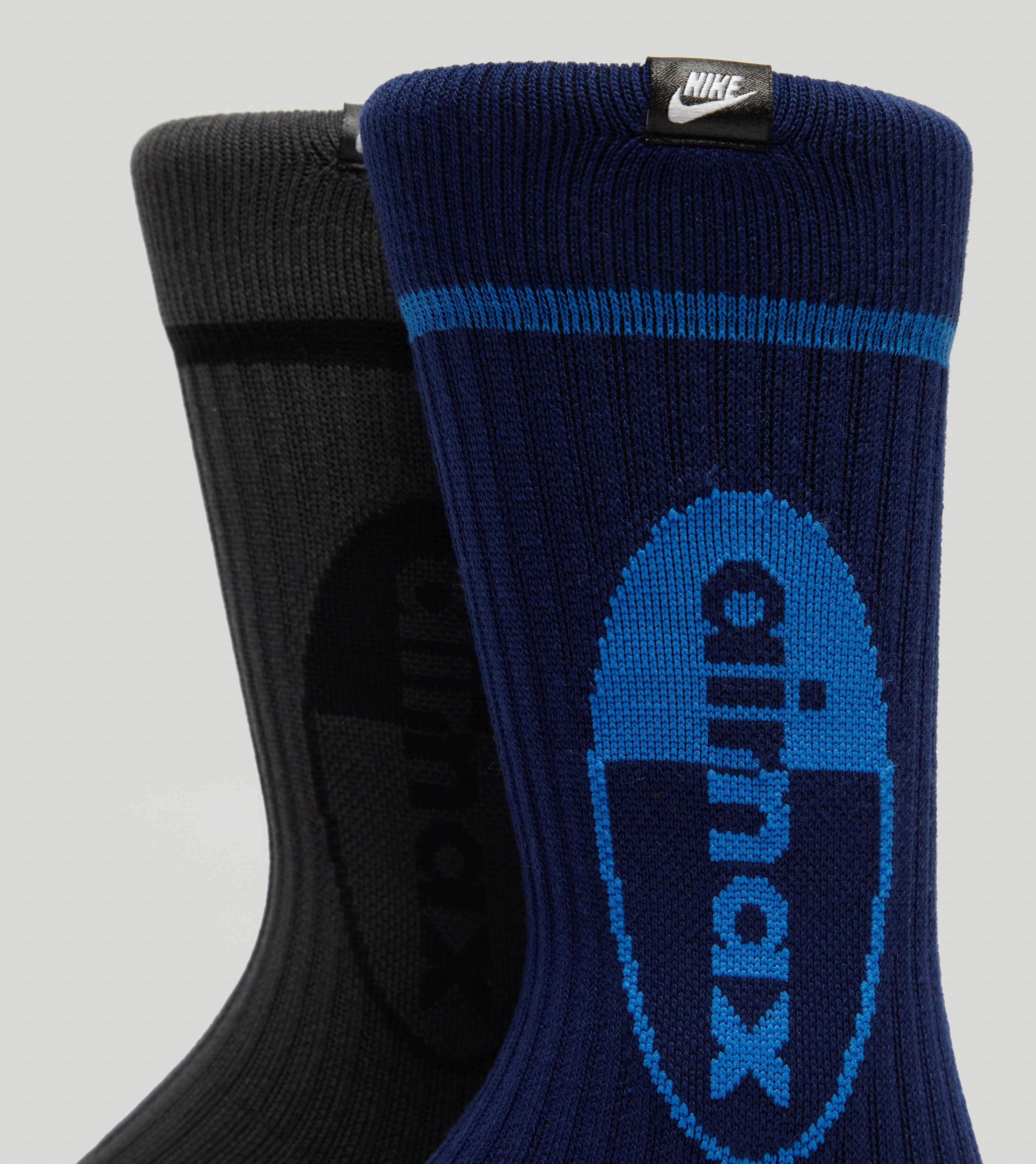 Nike Air Max Crew Socks (2 Pack)