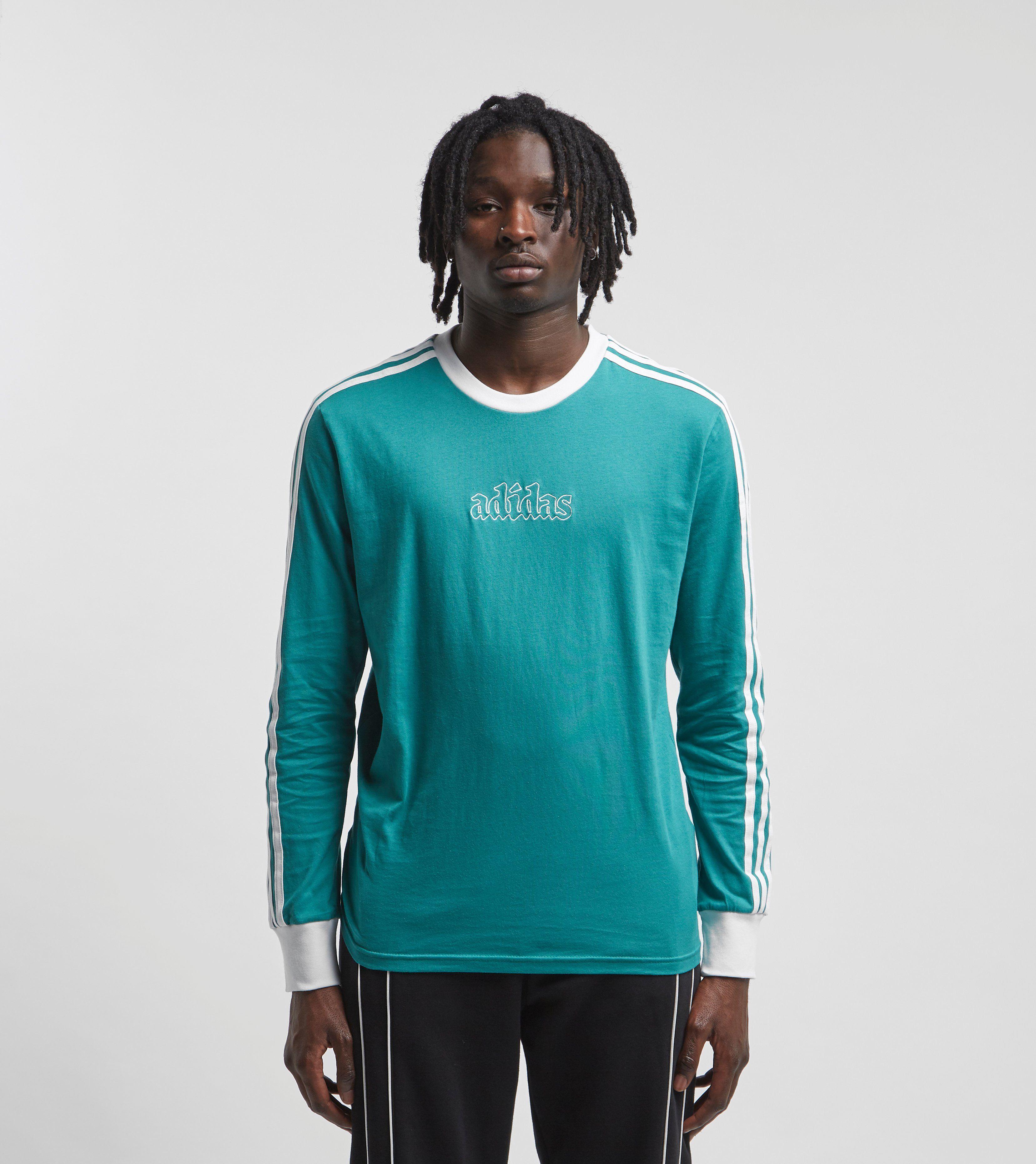 adidas Originals Creston Long-Sleeved T-Shirt