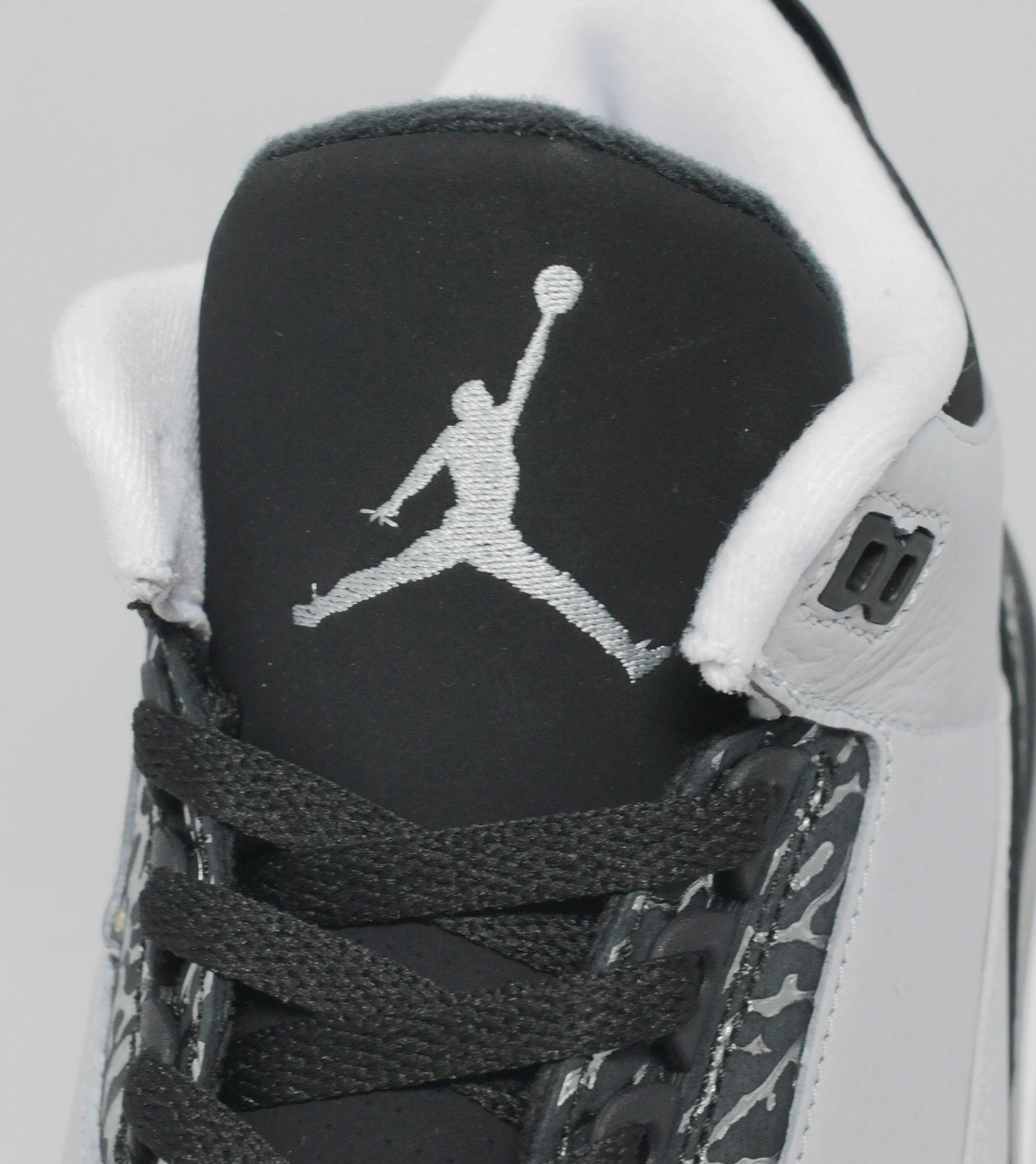 Jordan III 'Wolf Grey'