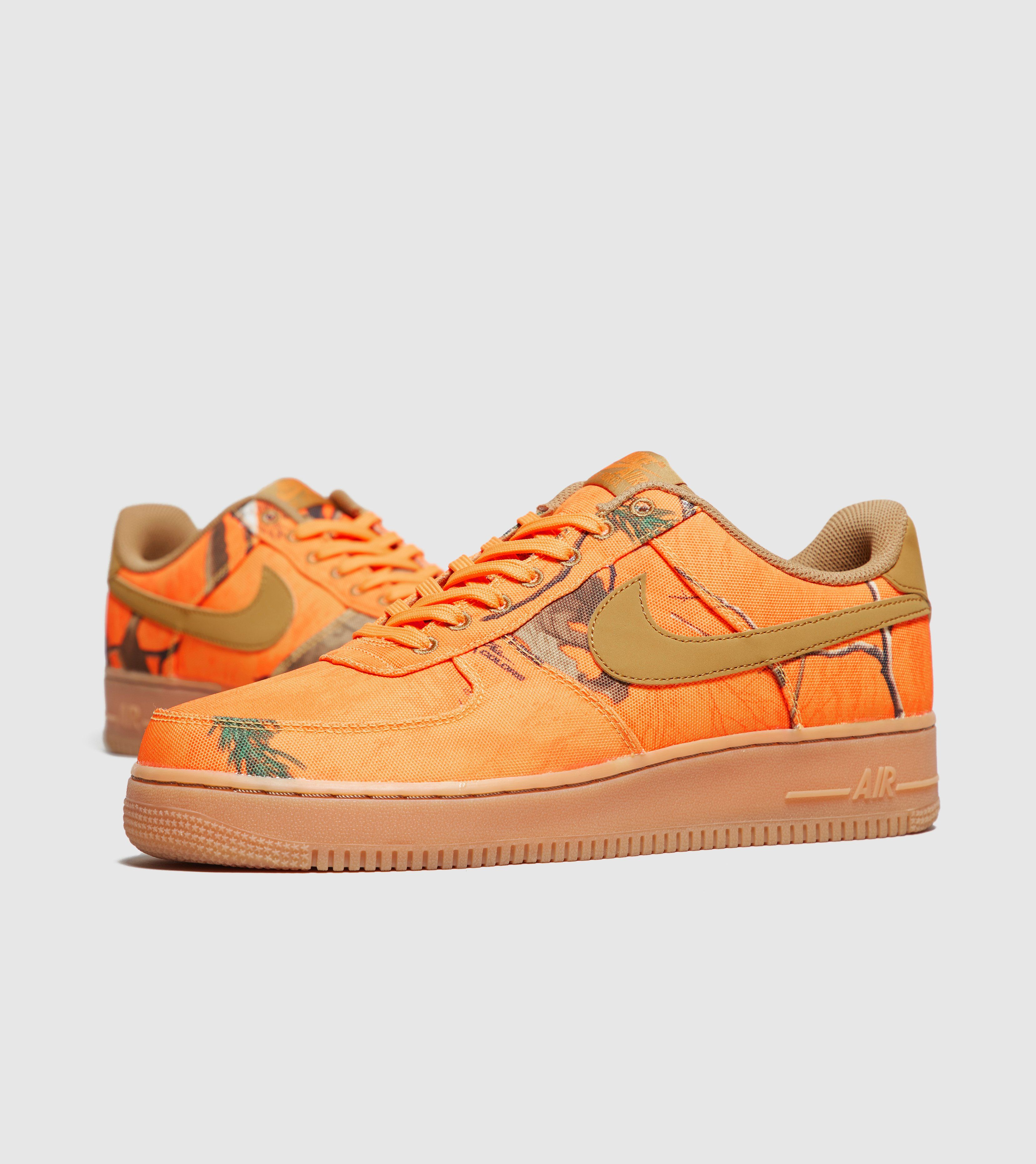 Nike Air Force 1 Low 'Realtree' Camo Pack
