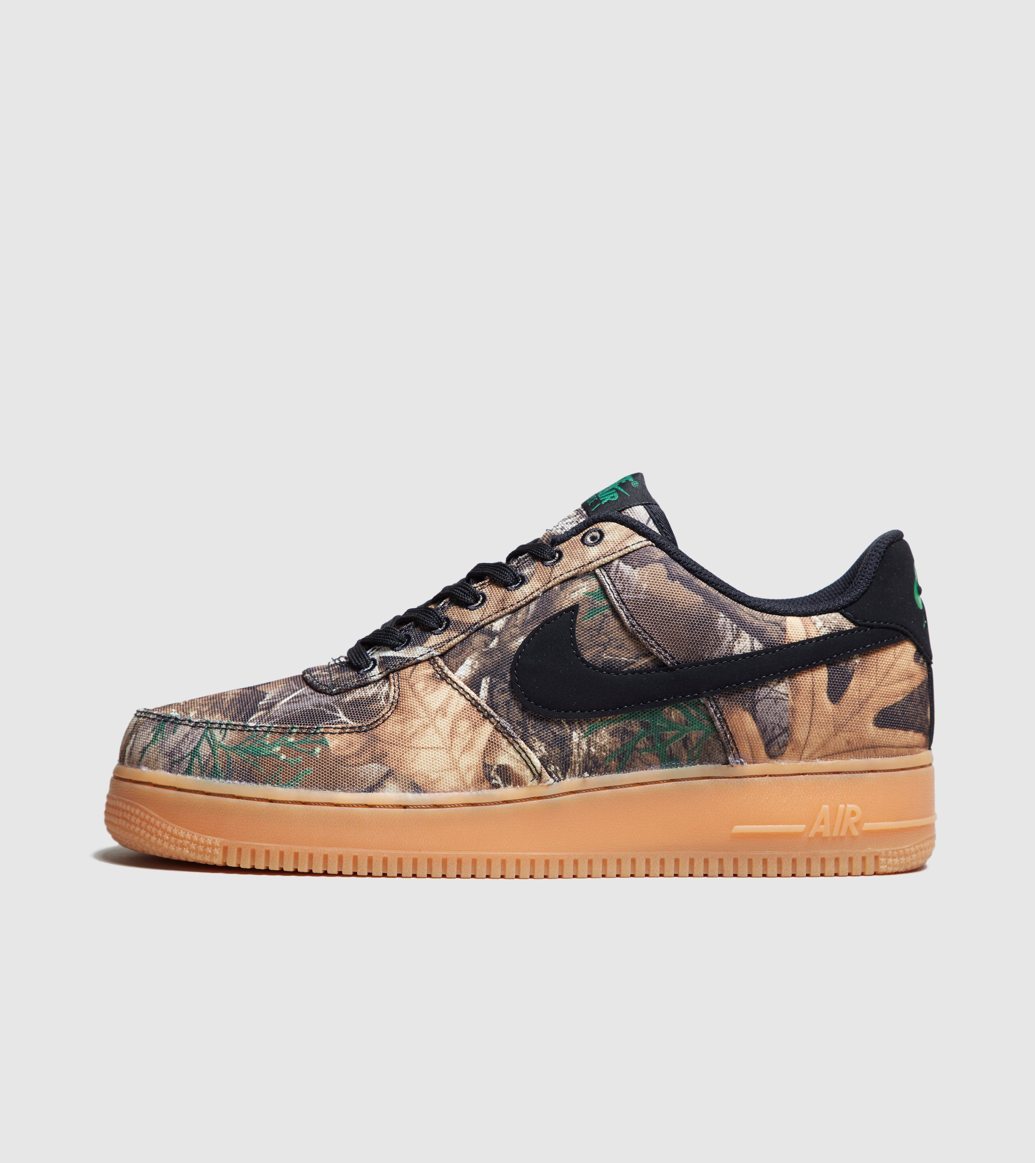 sports shoes b8ca3 58001 Nike Air Force 1 Low Realtree Camo Pack