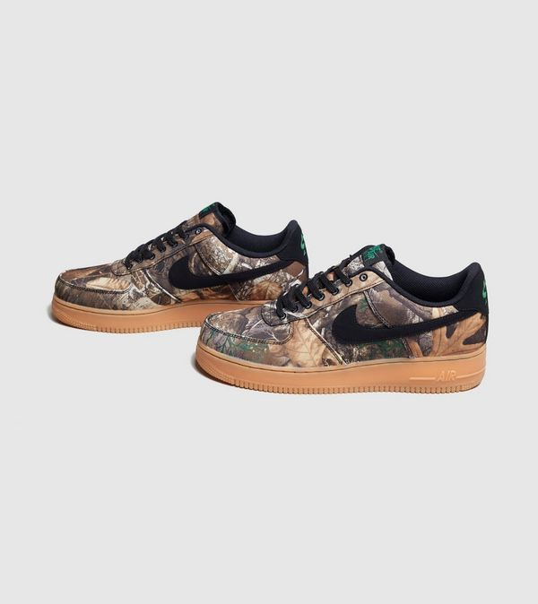 sports shoes 77eff 124d0 Nike Air Force 1 Low Realtree Camo Pack