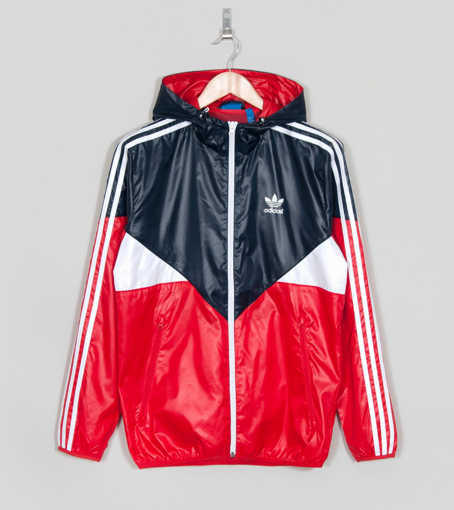 adidas originals vintage colorado windbreaker size. Black Bedroom Furniture Sets. Home Design Ideas