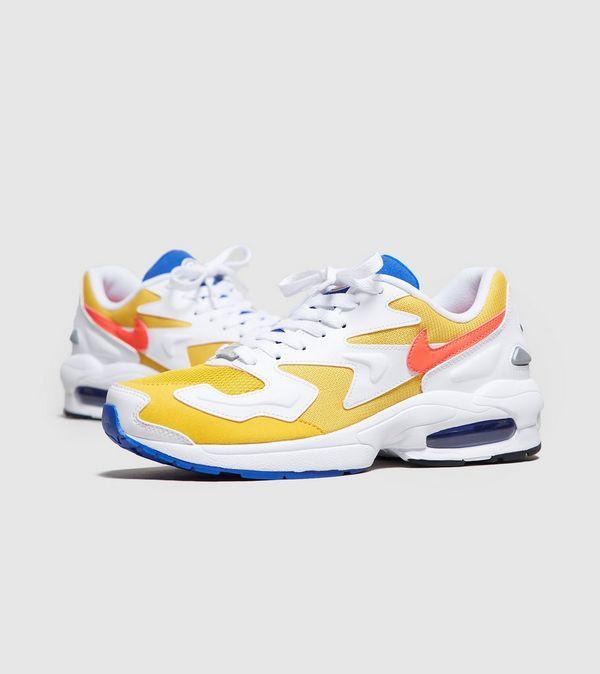 online store 0e172 48fb8 Nike Air Max 2 Light Femme