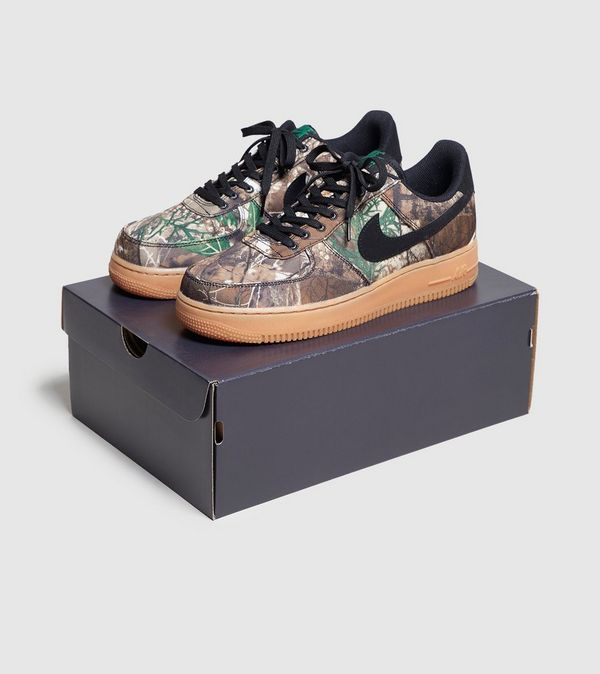 Nike Air Force 1  Realtree  Camo Pack Women s  1dc0ff15ec