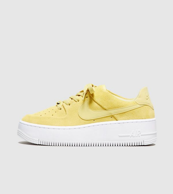 newest 09461 28207 Nike Air Force 1 Sage Low Til Kvinder