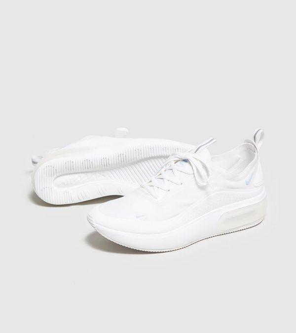sports shoes e37f1 ef755 ... QS Off White Black White Flash Crimson – LIKELIHOOD. nike air max dia  black and white Nike Air Max Dia SE Women s   Size