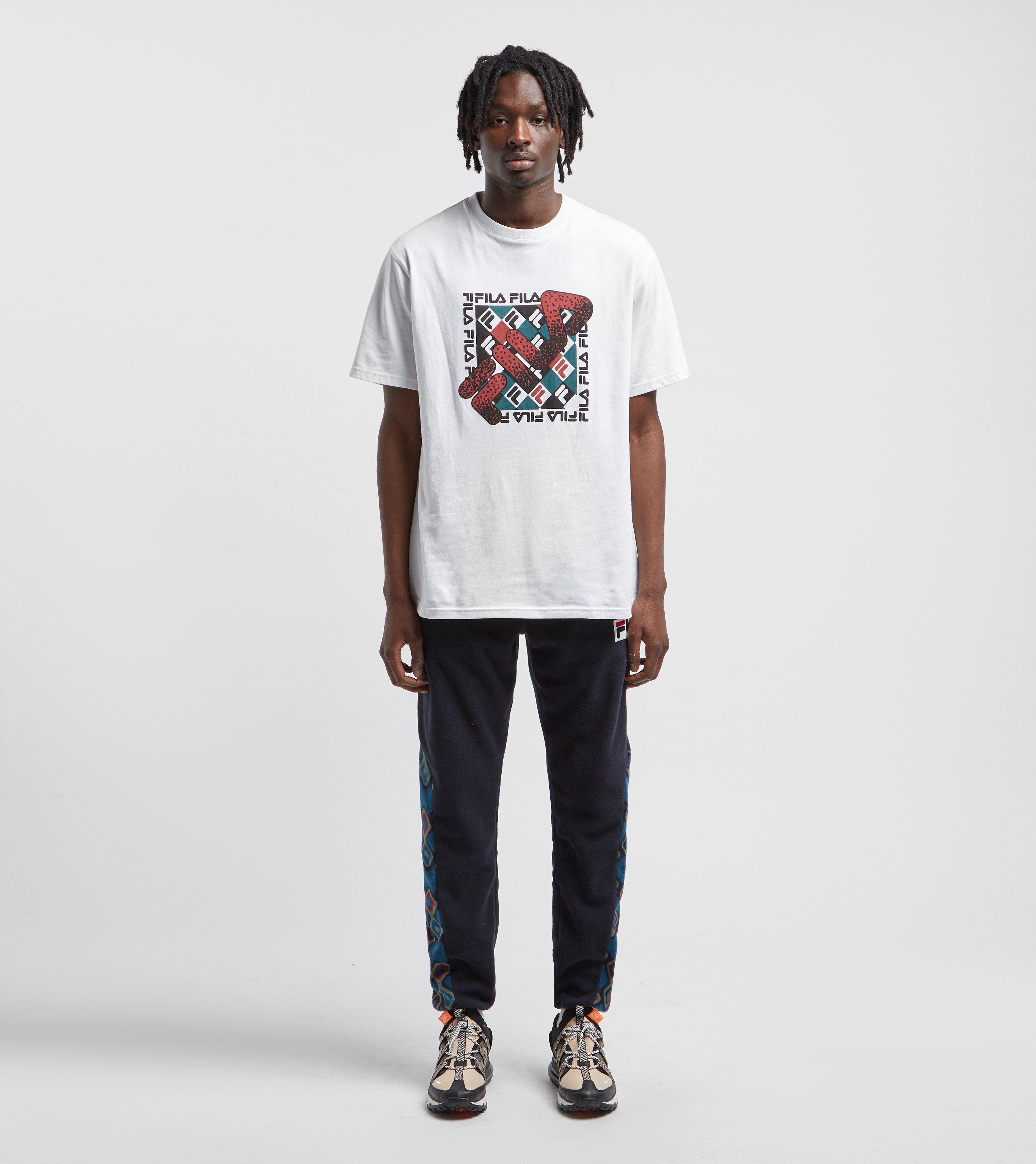 Fila Vintage Check T-Shirt - size? Exclusive