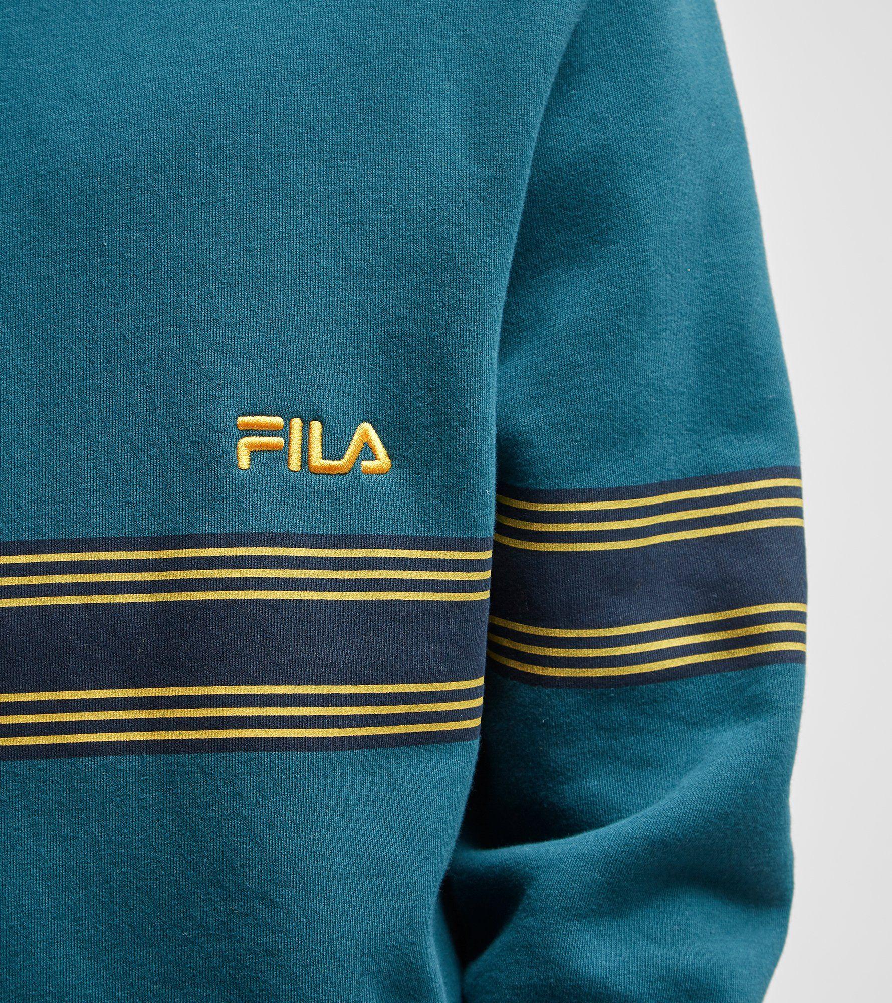 Fila Annapurna Rugby Crew Sweatshirt