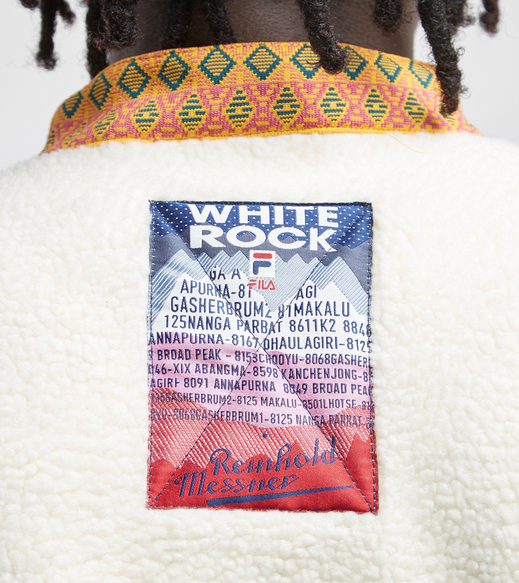 Fila Hidden Peak Sherpa Fleece - size? Exclusive