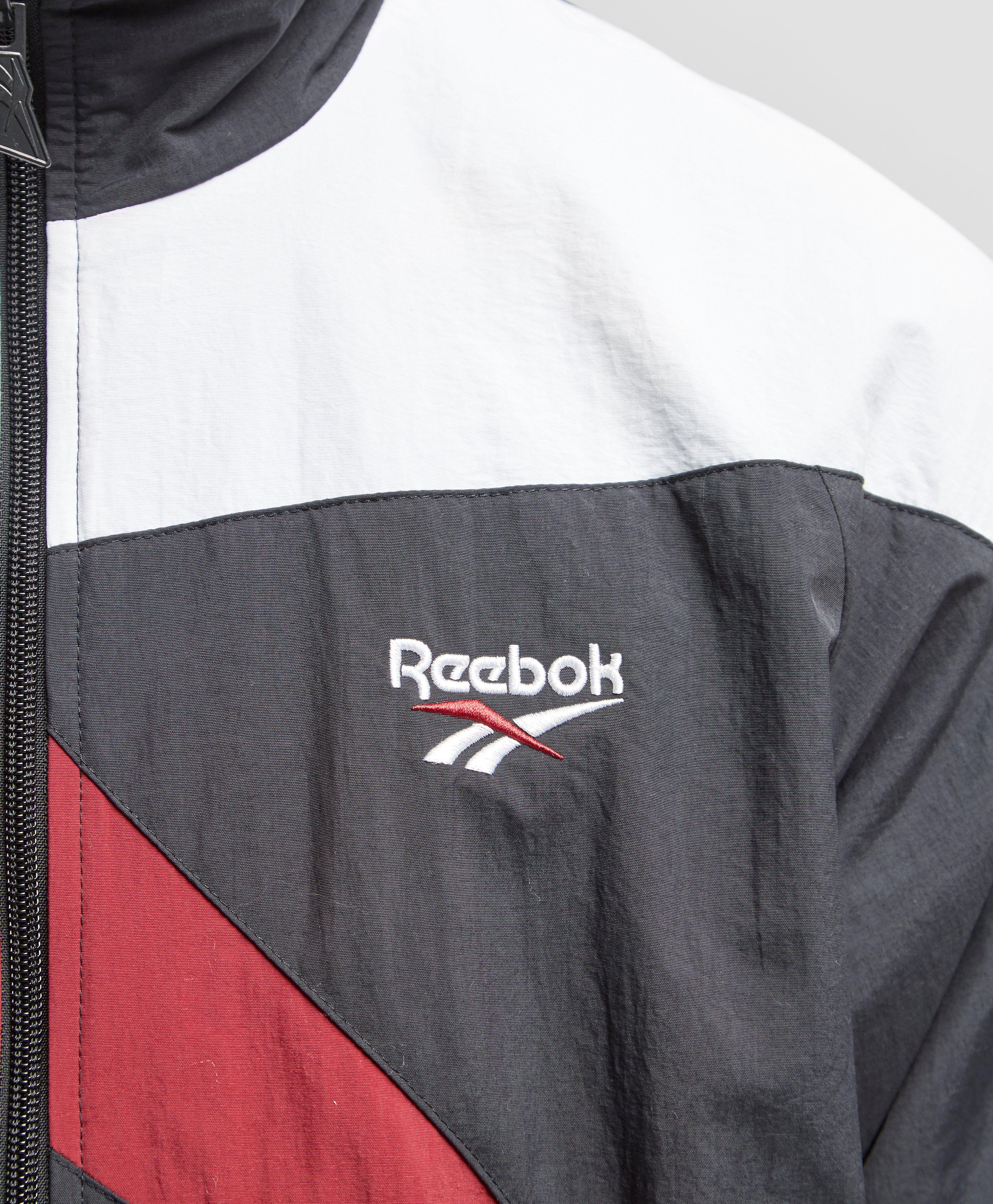 Reebok Track Top Vector Collection