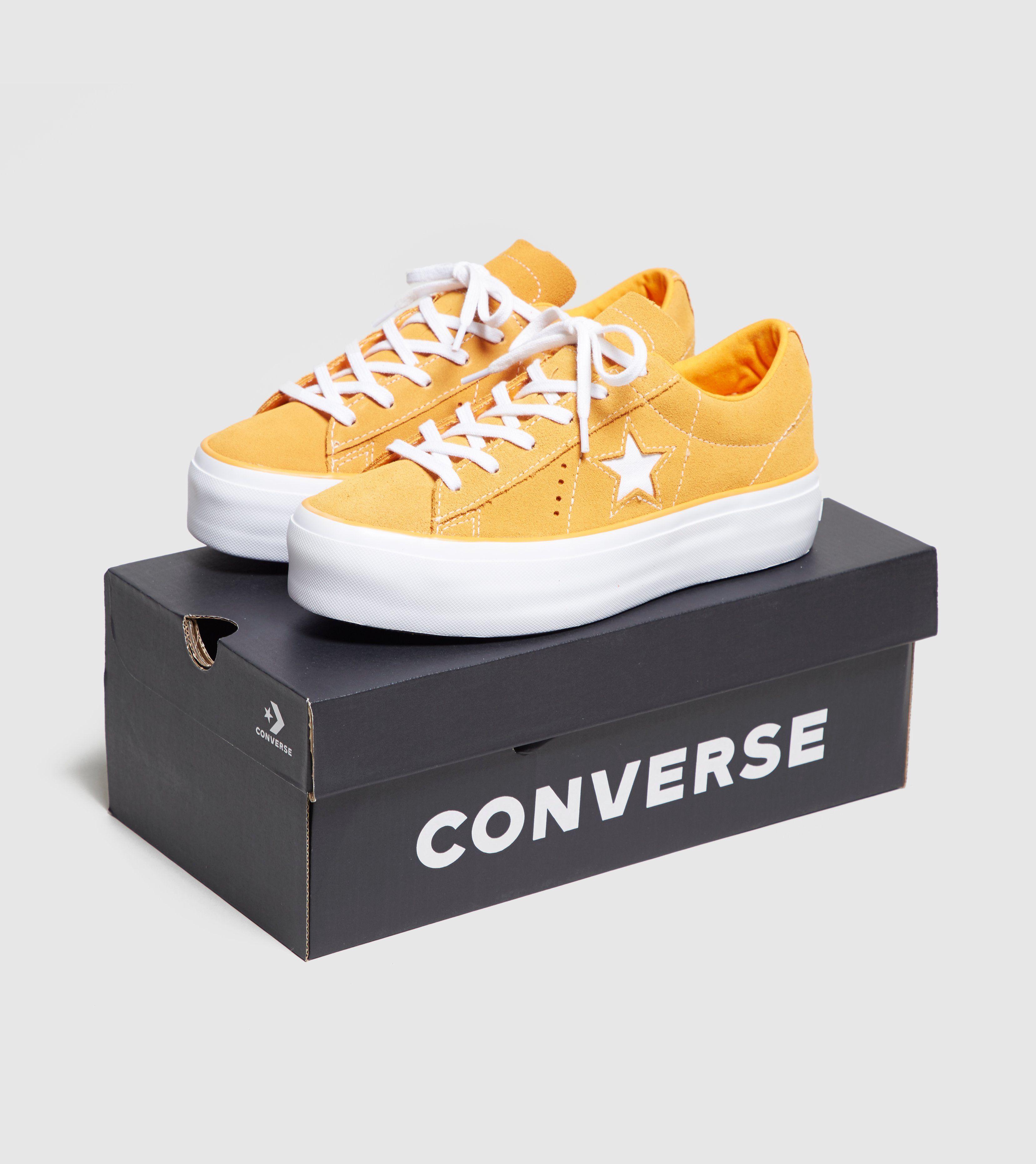 Converse One Star Platform Femme