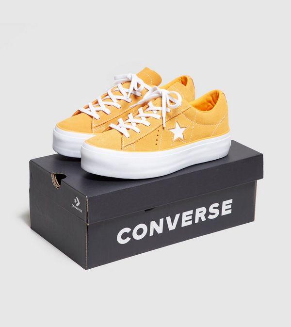 b356d12538b Converse One Star Platform Women s