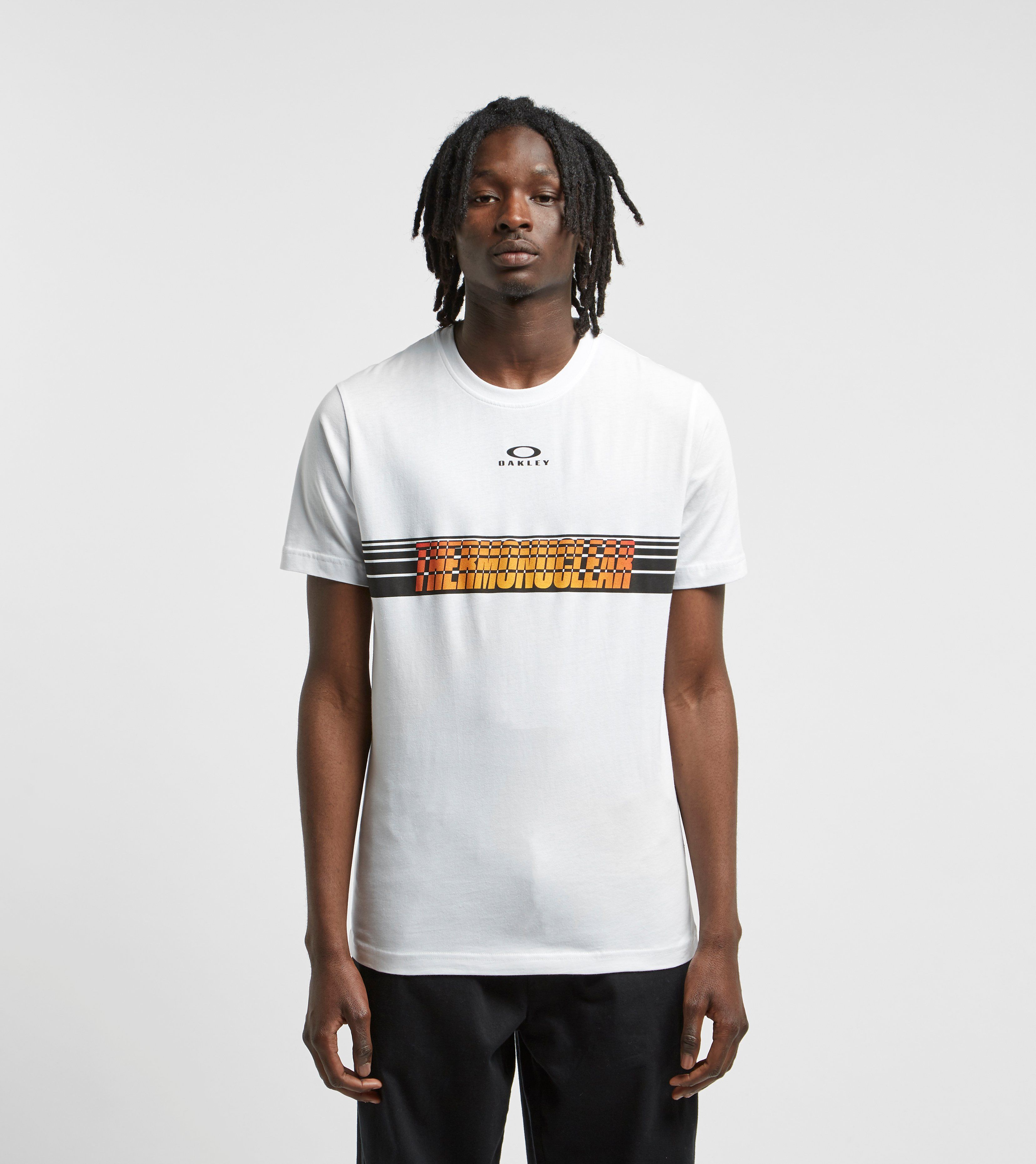 Oakley Racing Sun Strip T-Shirt