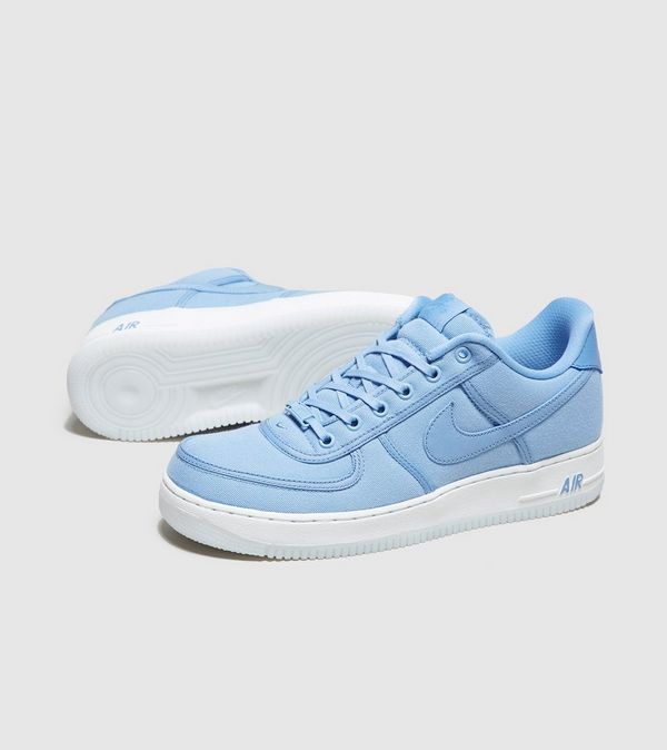 11cc7f2ddd86 Nike Nike Air Force 1 Low Retro QS Canvas