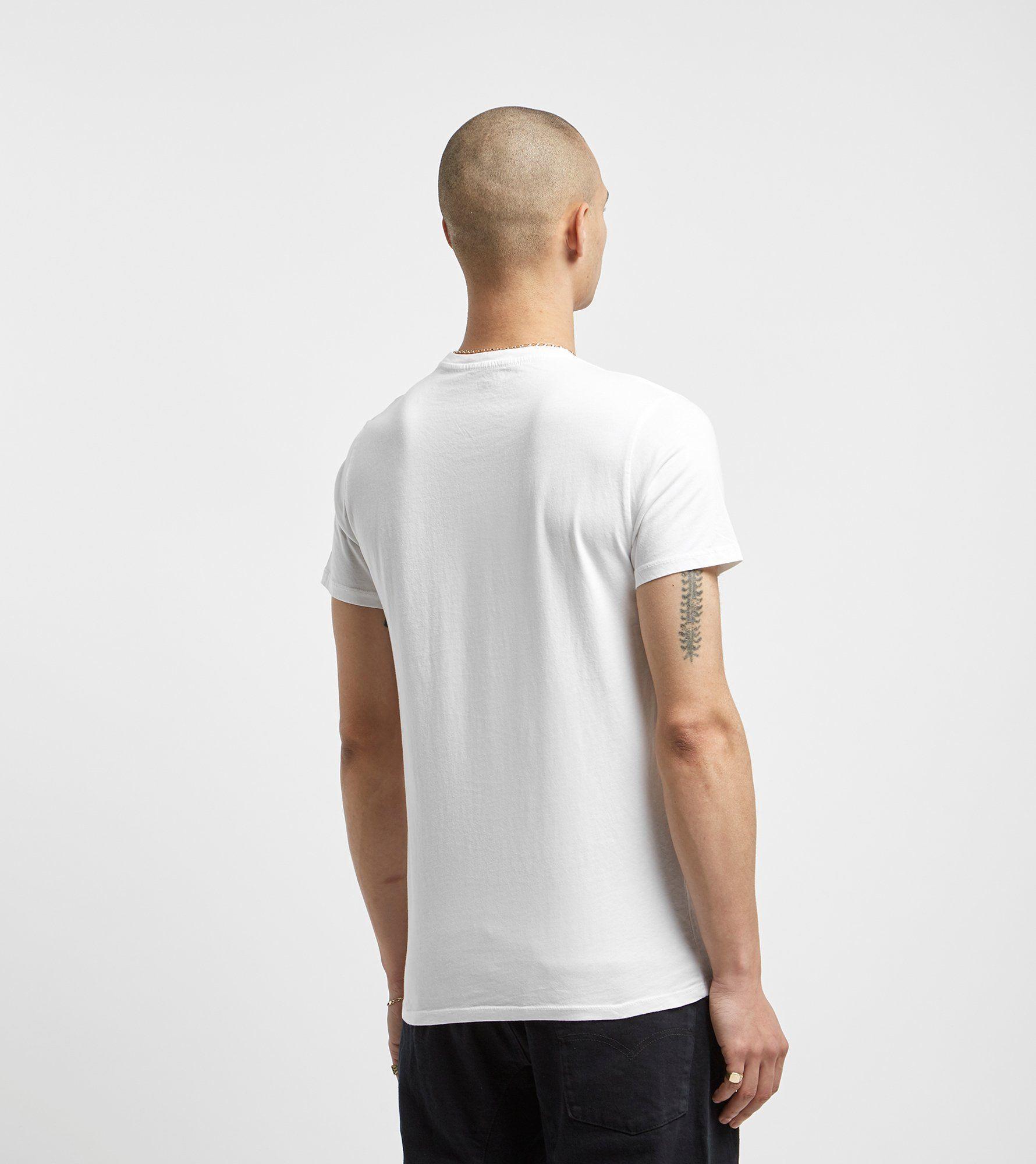 Levis Batwing Tie-Dye T-Shirt