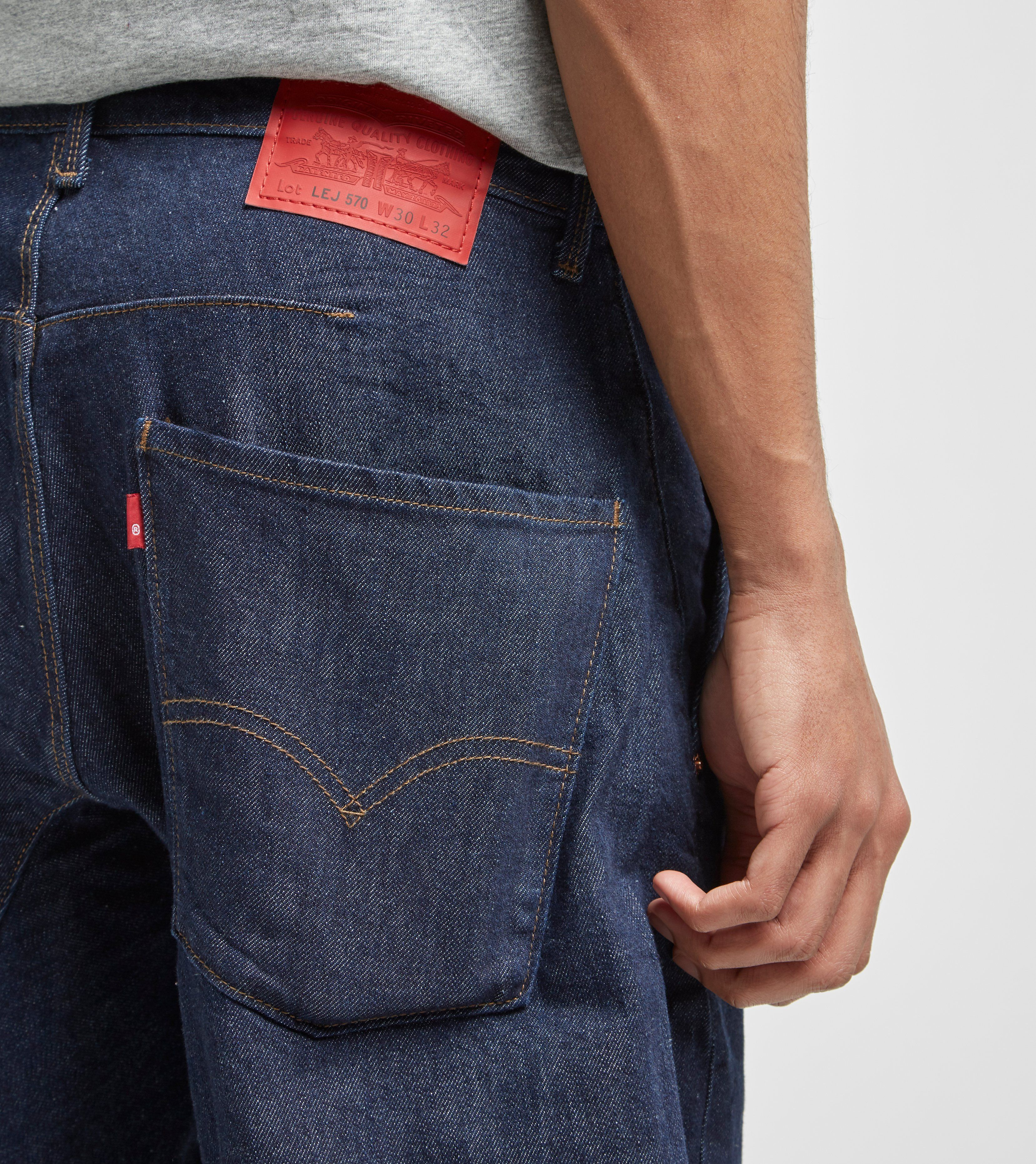 Levis Engineered Jeans 570