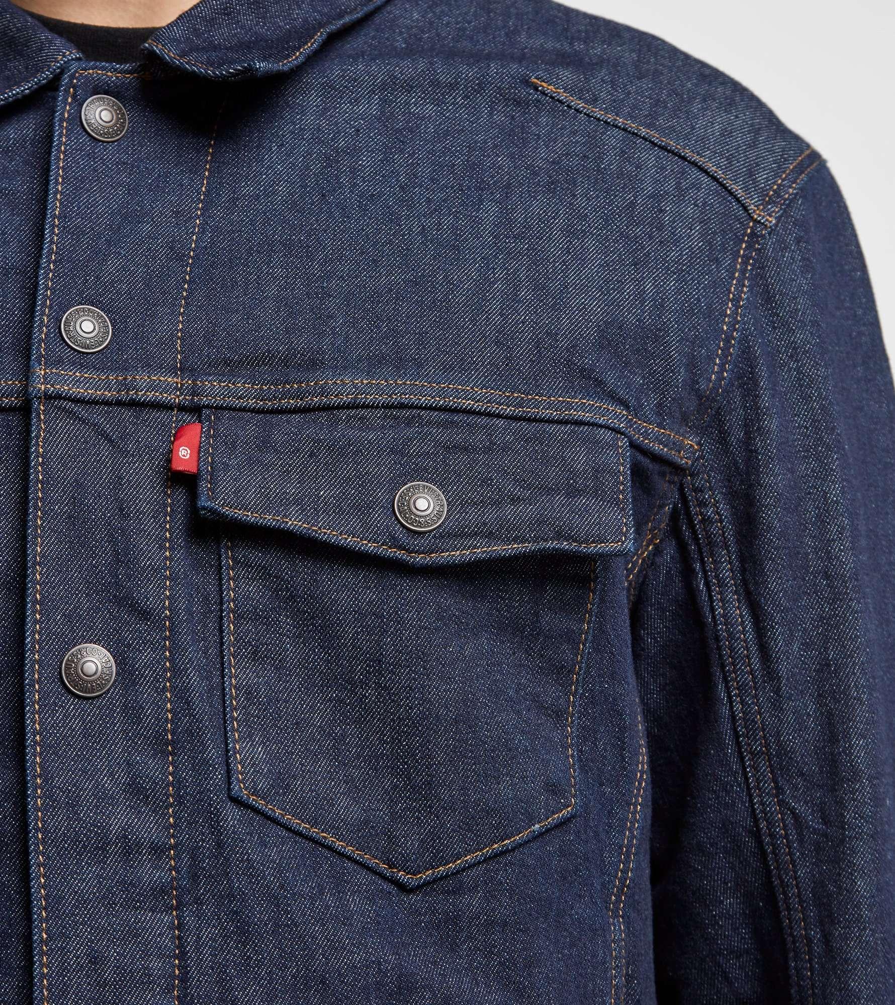 Levis Engineered Jeans Trucker Jacket
