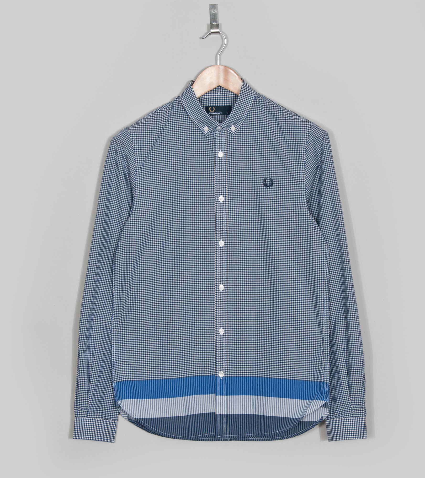 Fred Perry Bold Tip Check Shirt