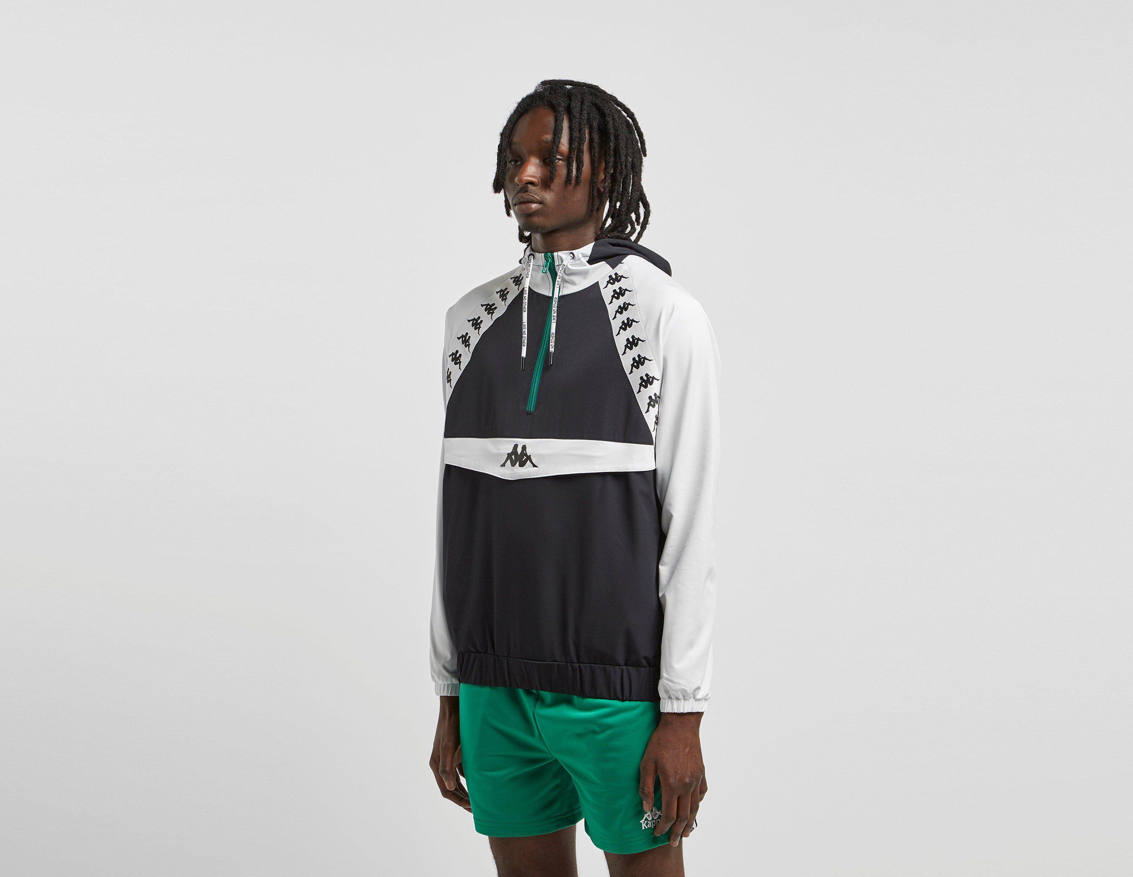 Kappa Authentic Bakit Windrunner Jacket