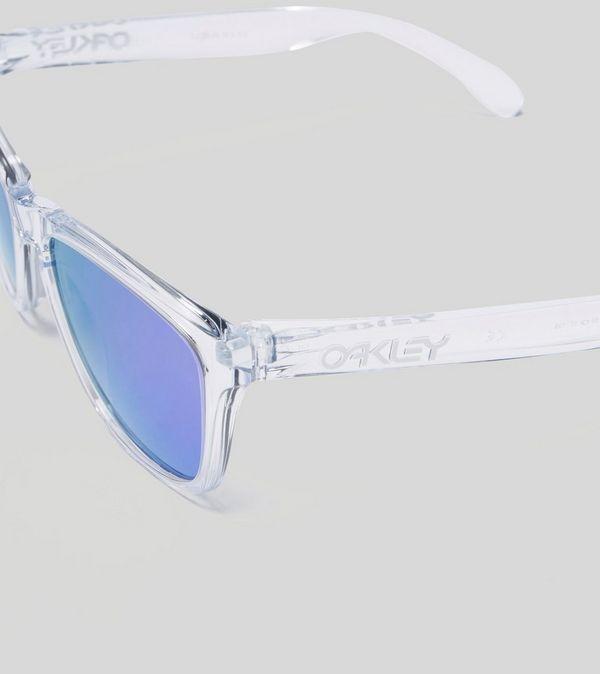 4982a0d25b7 Oakley Frogskin Crystal Clear Sunglasses