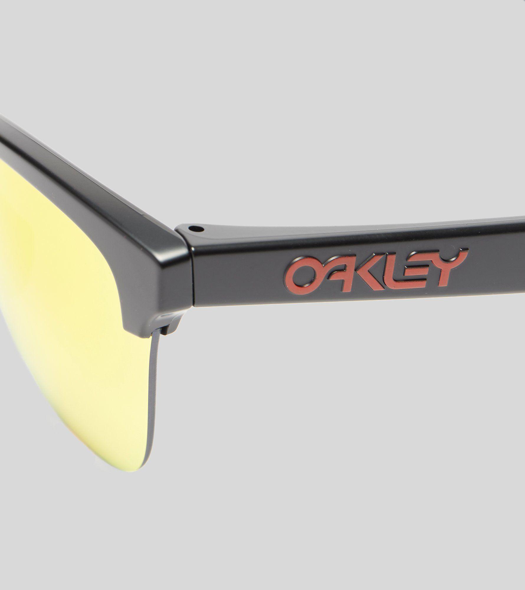 Oakley Frogskin Lite 'Black Fire'