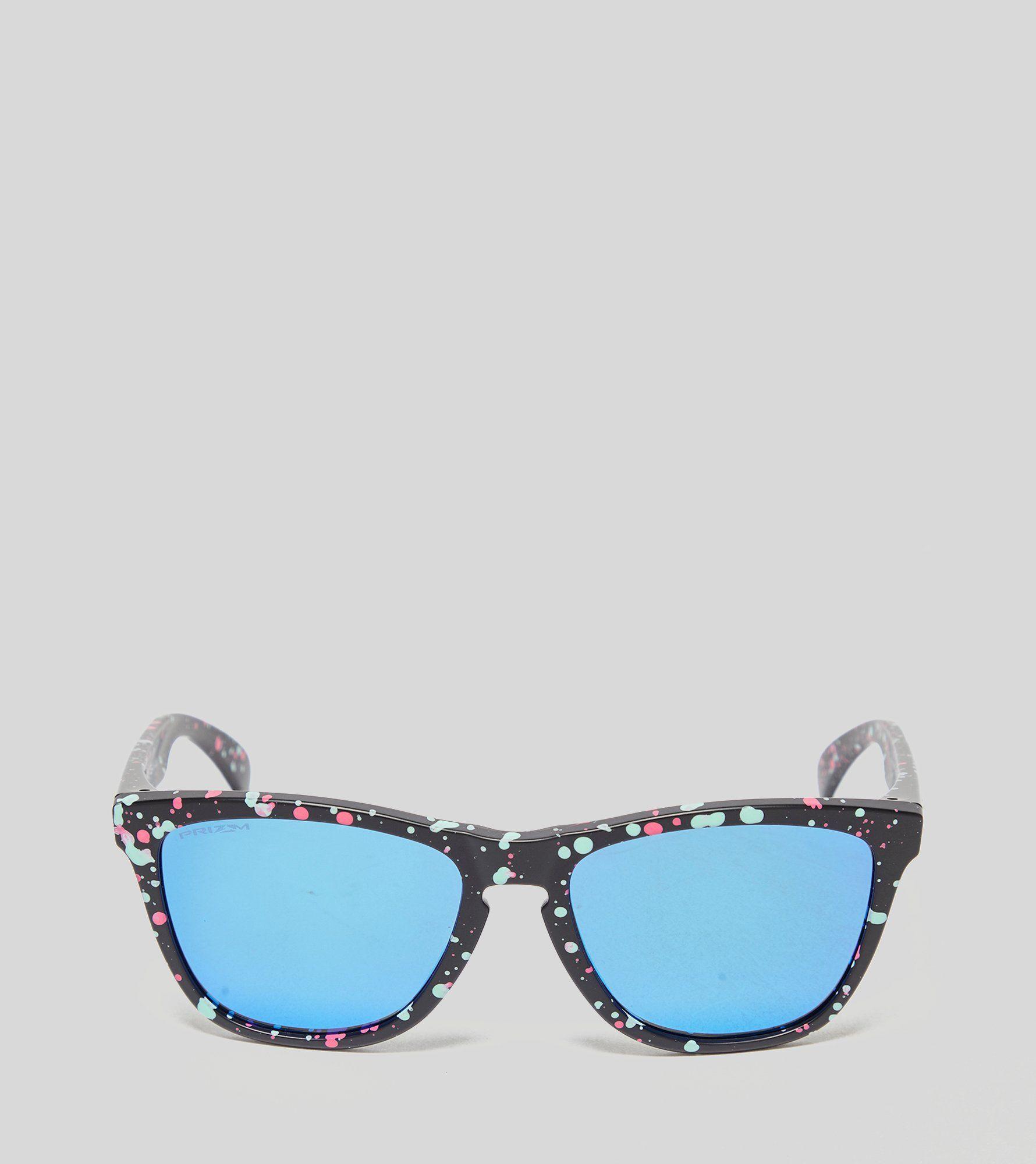 Oakley Frogskins Splatterfade Collection Sunglasses