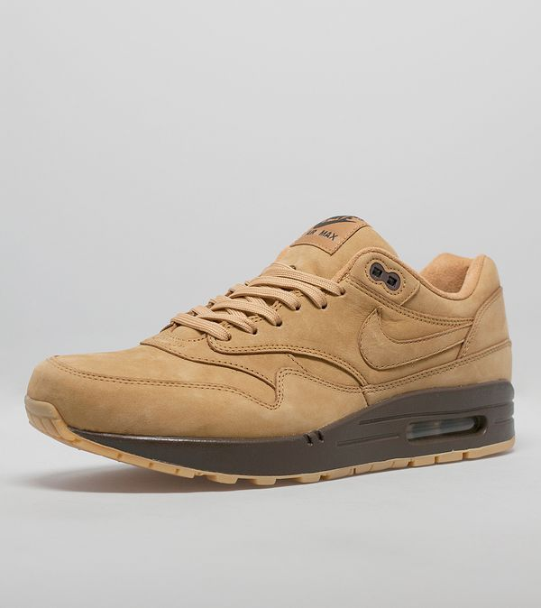 nike air max 1 premium qs 'flax collection' £140.00