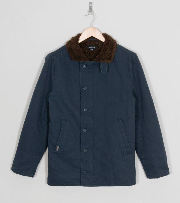 Brixton Mast Sherpa Jacket  e71e897b65a