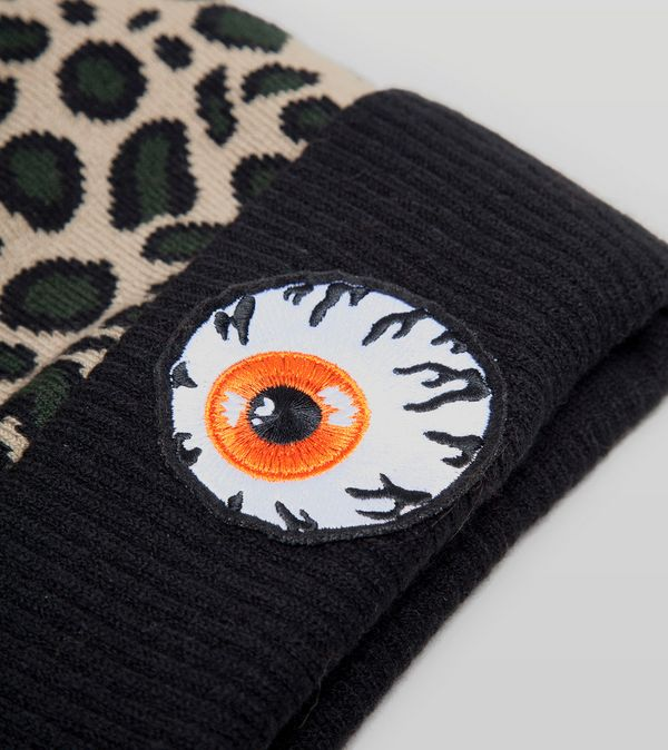 c661b9f0594 Mishka Keep Watch Safari Pom Bobble Hat