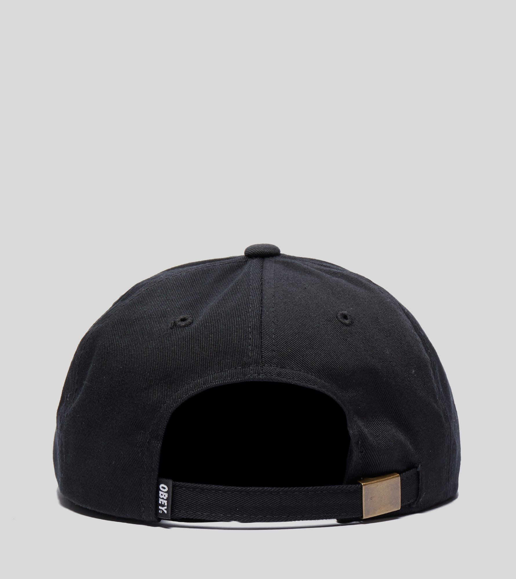 Obey Deflated 6-Panel Cap