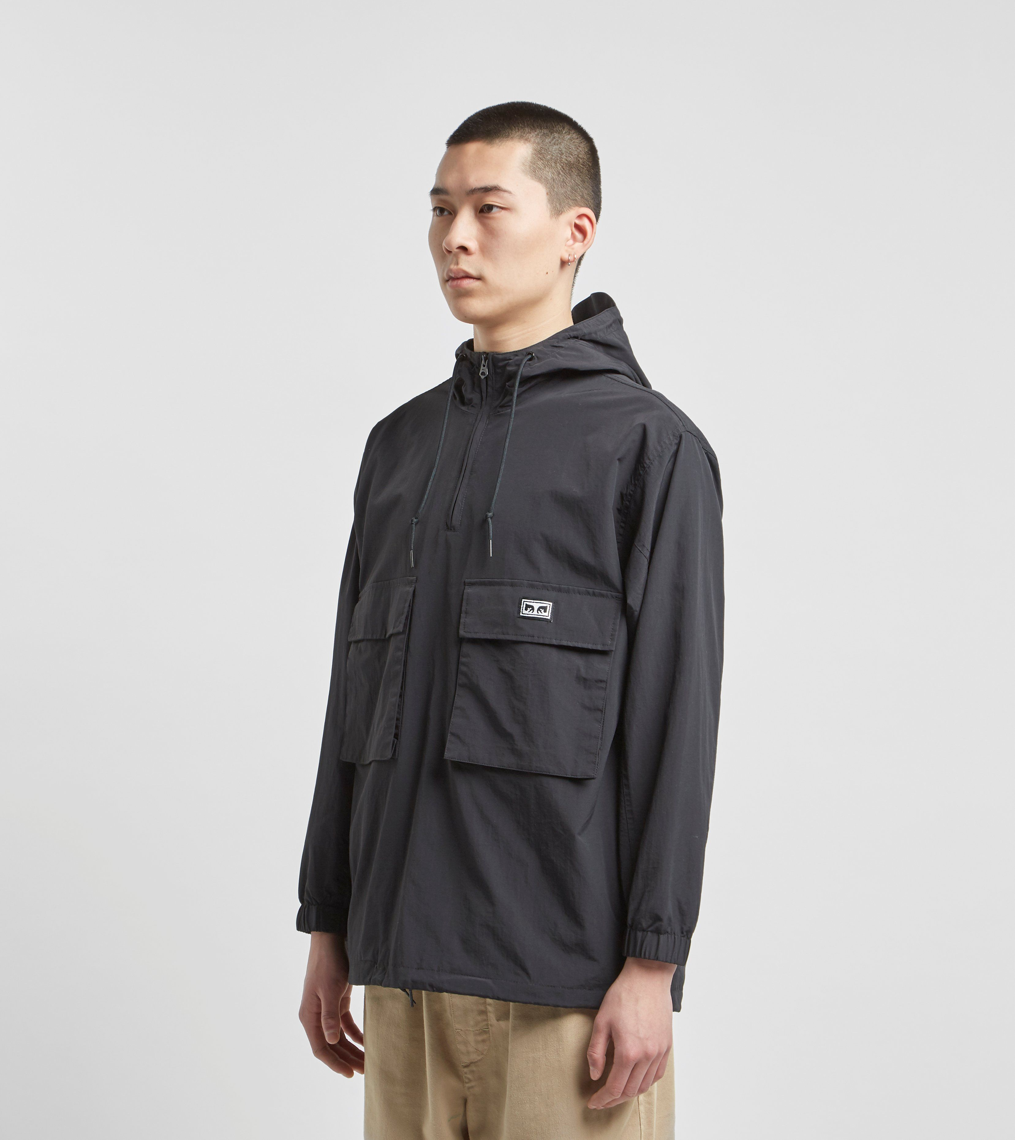 Obey Inlet Anorak Jacket