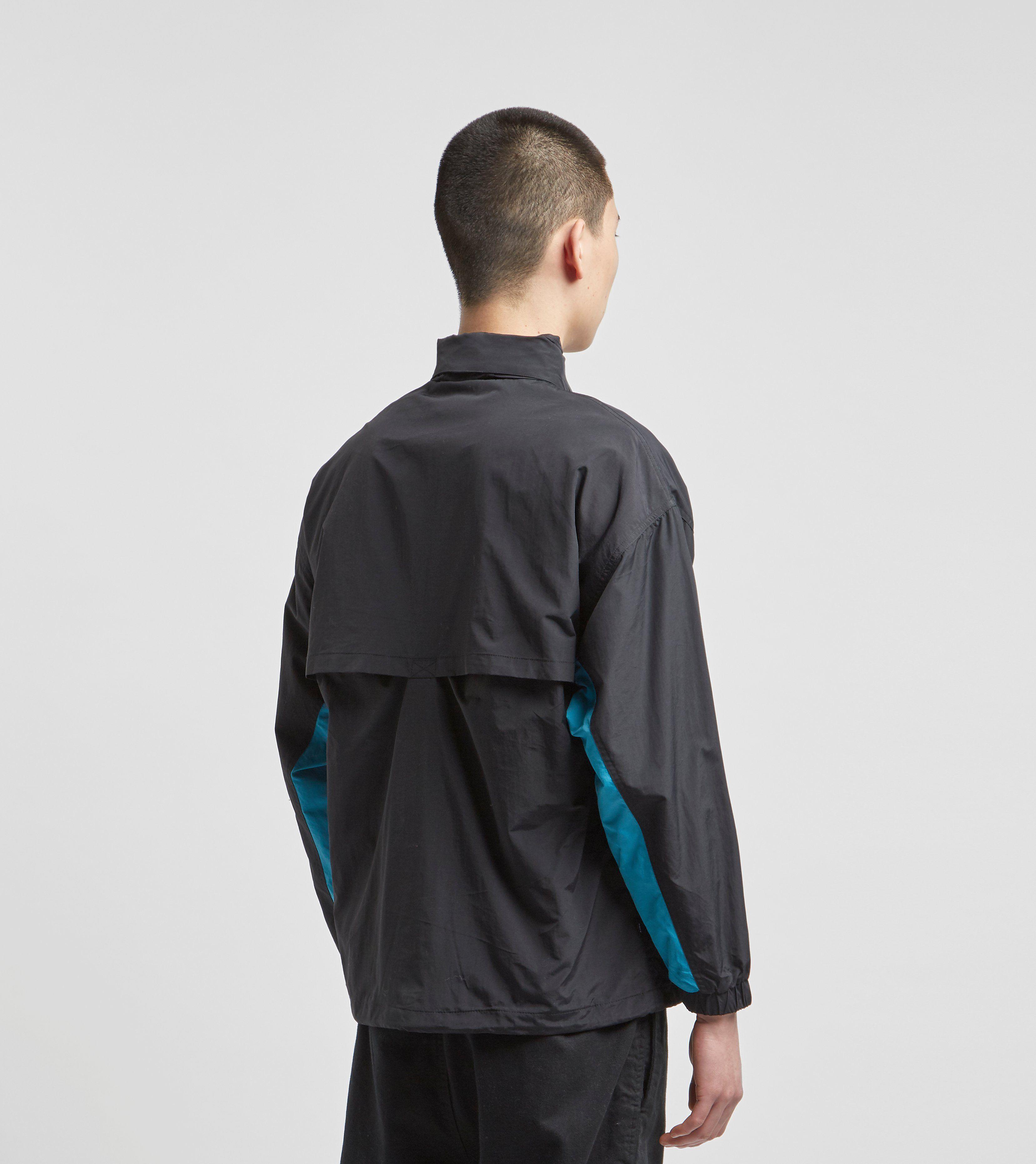 Obey Title Half-Zip Anorak Jacket