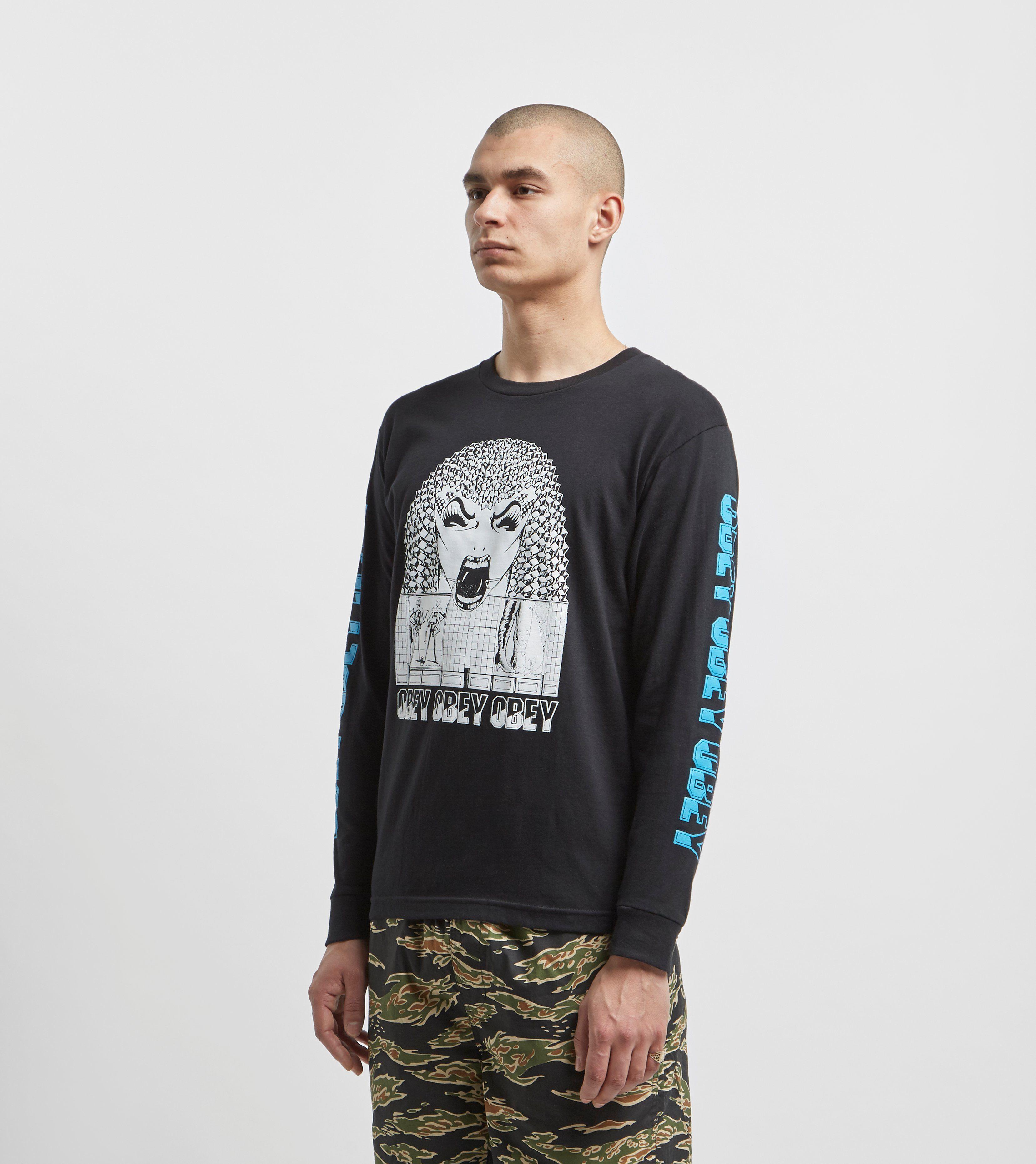 Obey Permapocalypse Long Sleeve T-Shirt