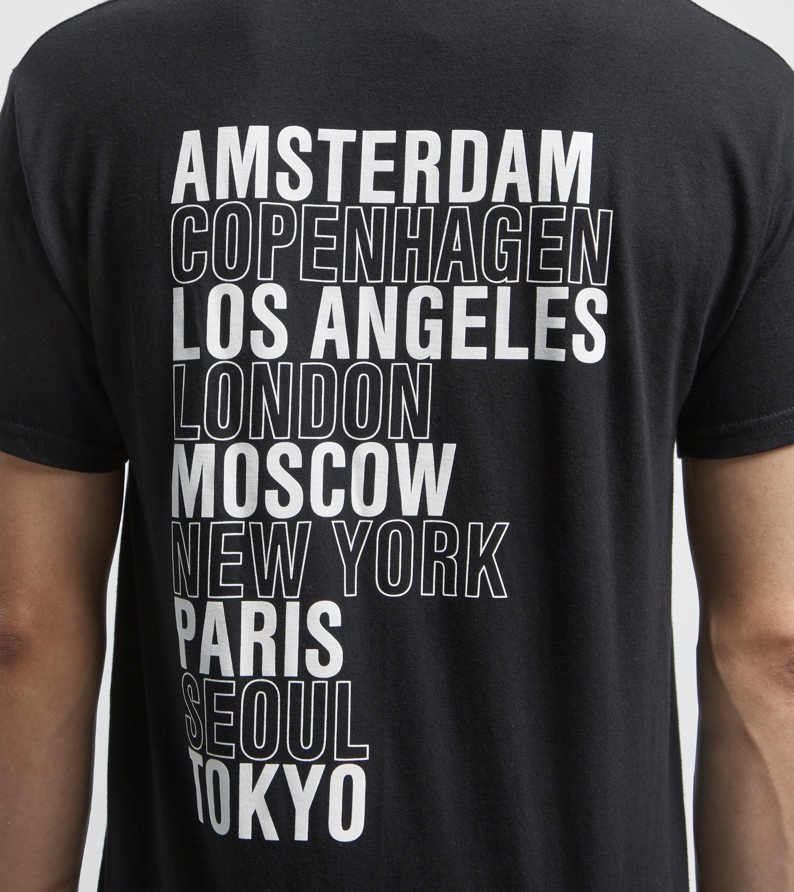 Obey Intl. Cities T-Shirt