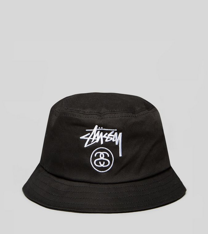 Stussy Stock Lock Bucket Hat | Size?