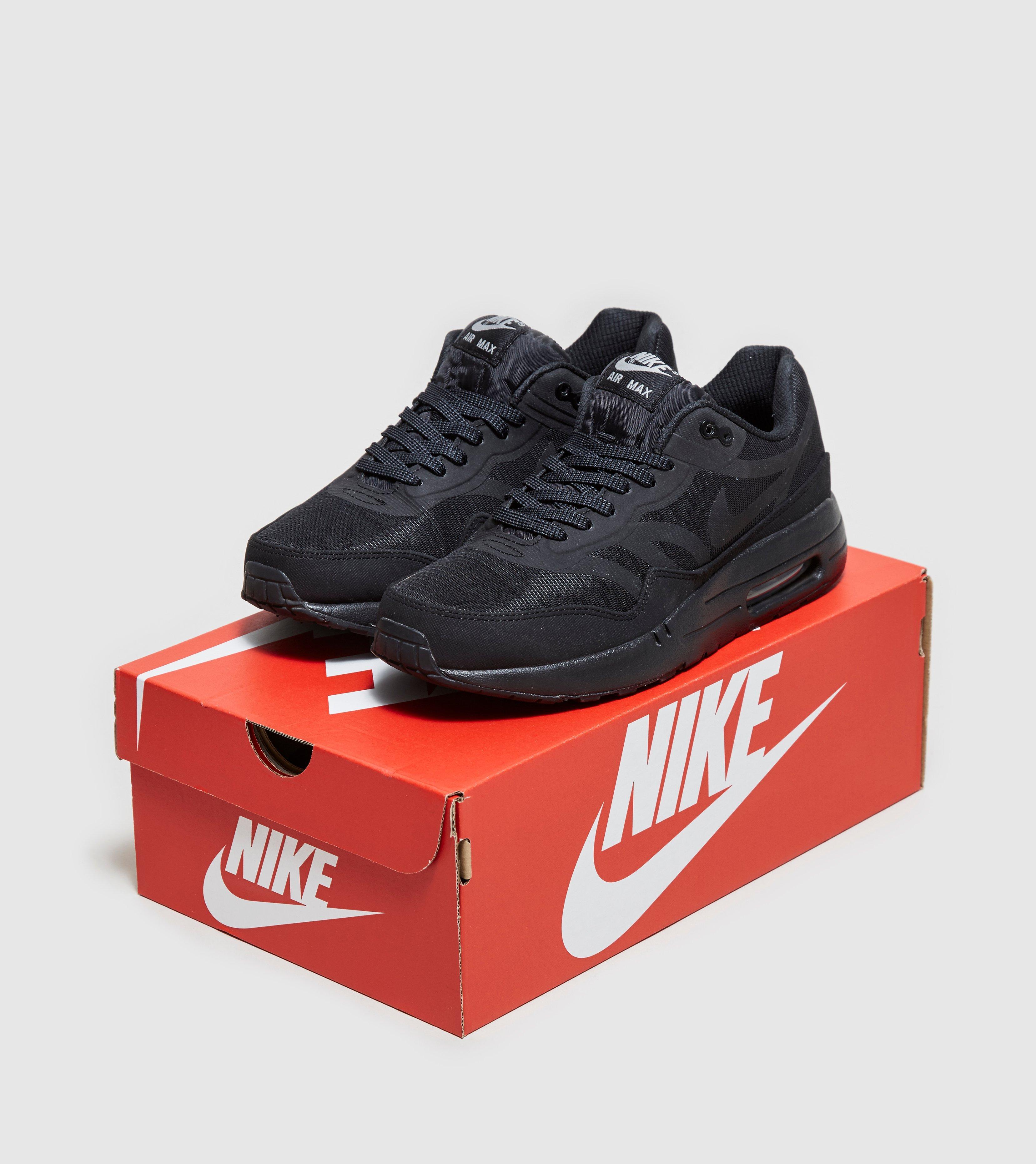 Nike Air Max 1 PRM Tape Camo Pack Petra Brown Atomic Red