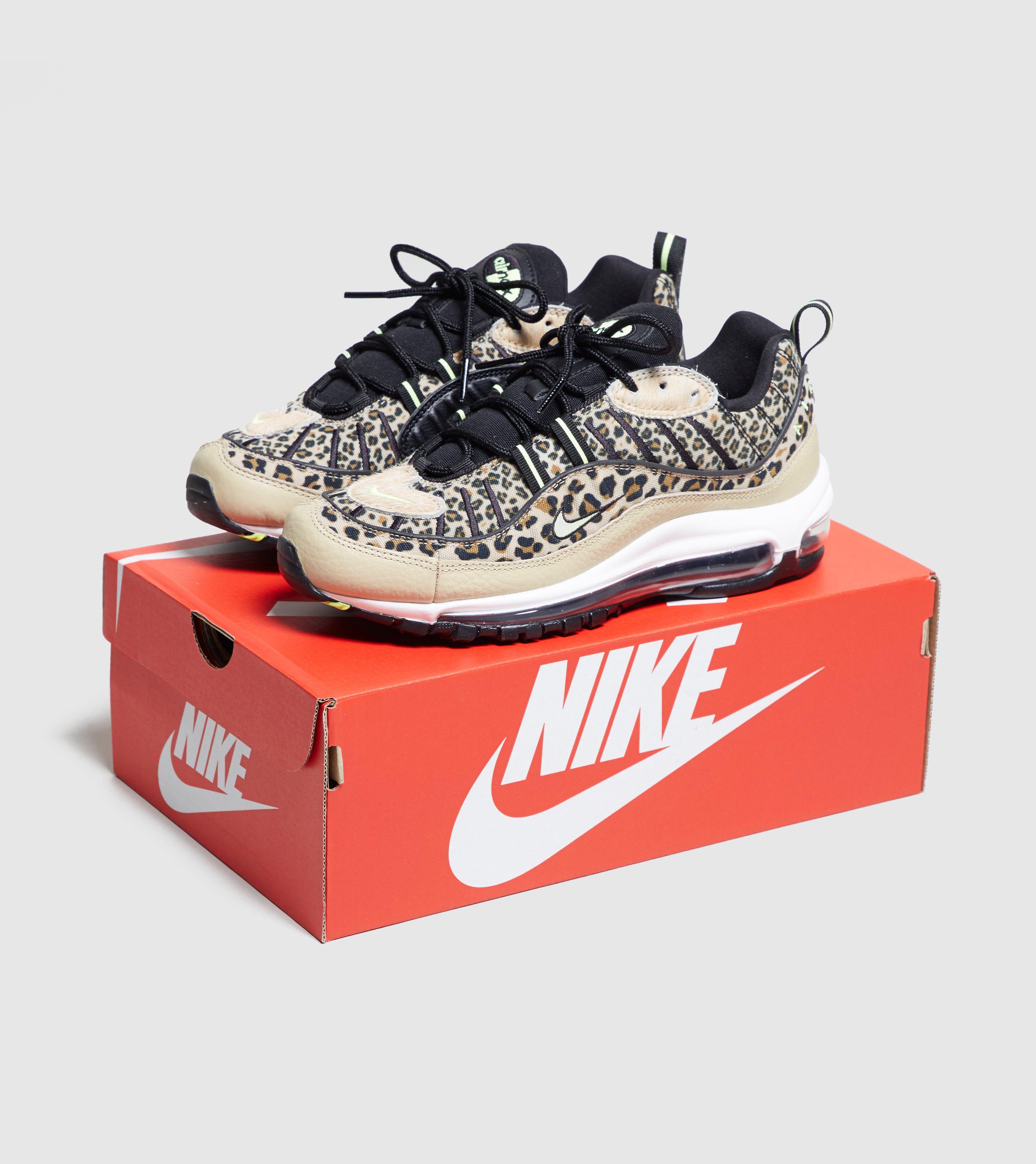Nike Air Max 98 'Leopard' Frauen