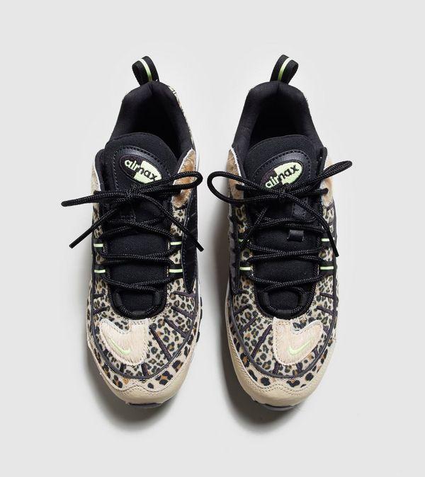cheap for discount 234ad fccec Nike Air Max 98 Leopard Til Kvinder