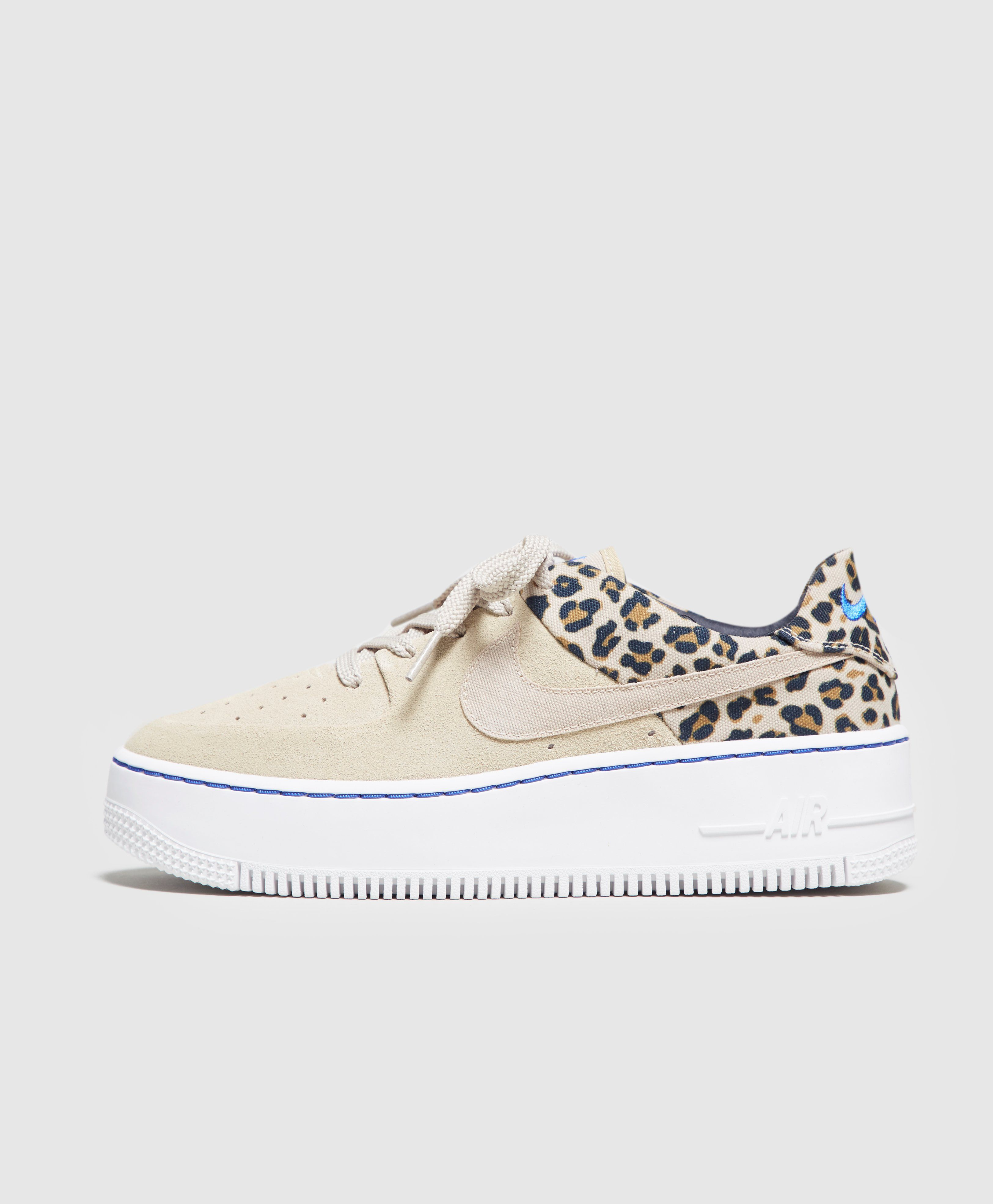 Nike Air Force 1 Sage 'Leopard' Women's