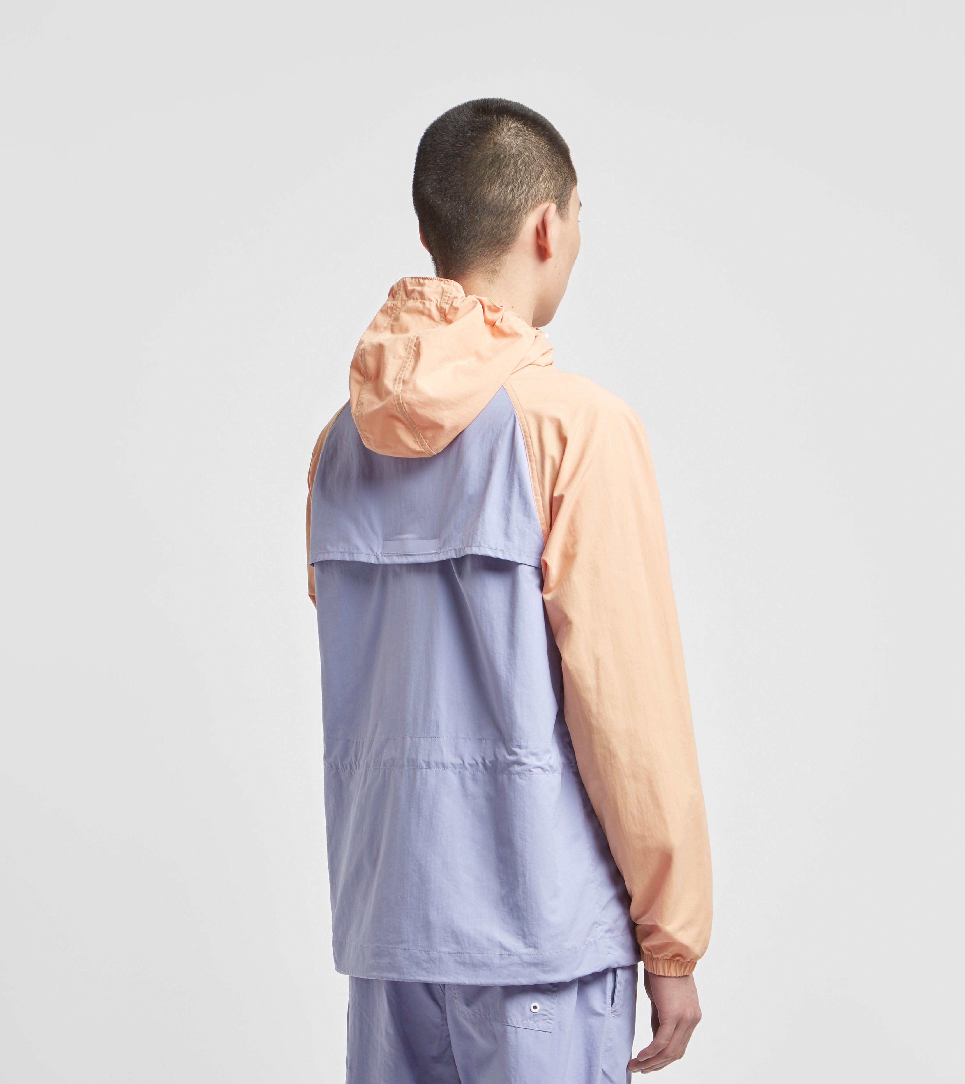 Penfield Pacjac Colourblock Packable Half Zip Jacket