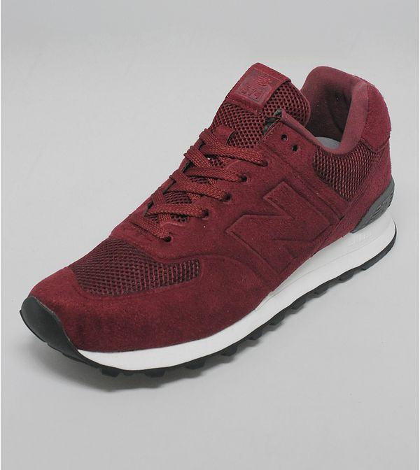 new balance sonic welded 574 bordeaux