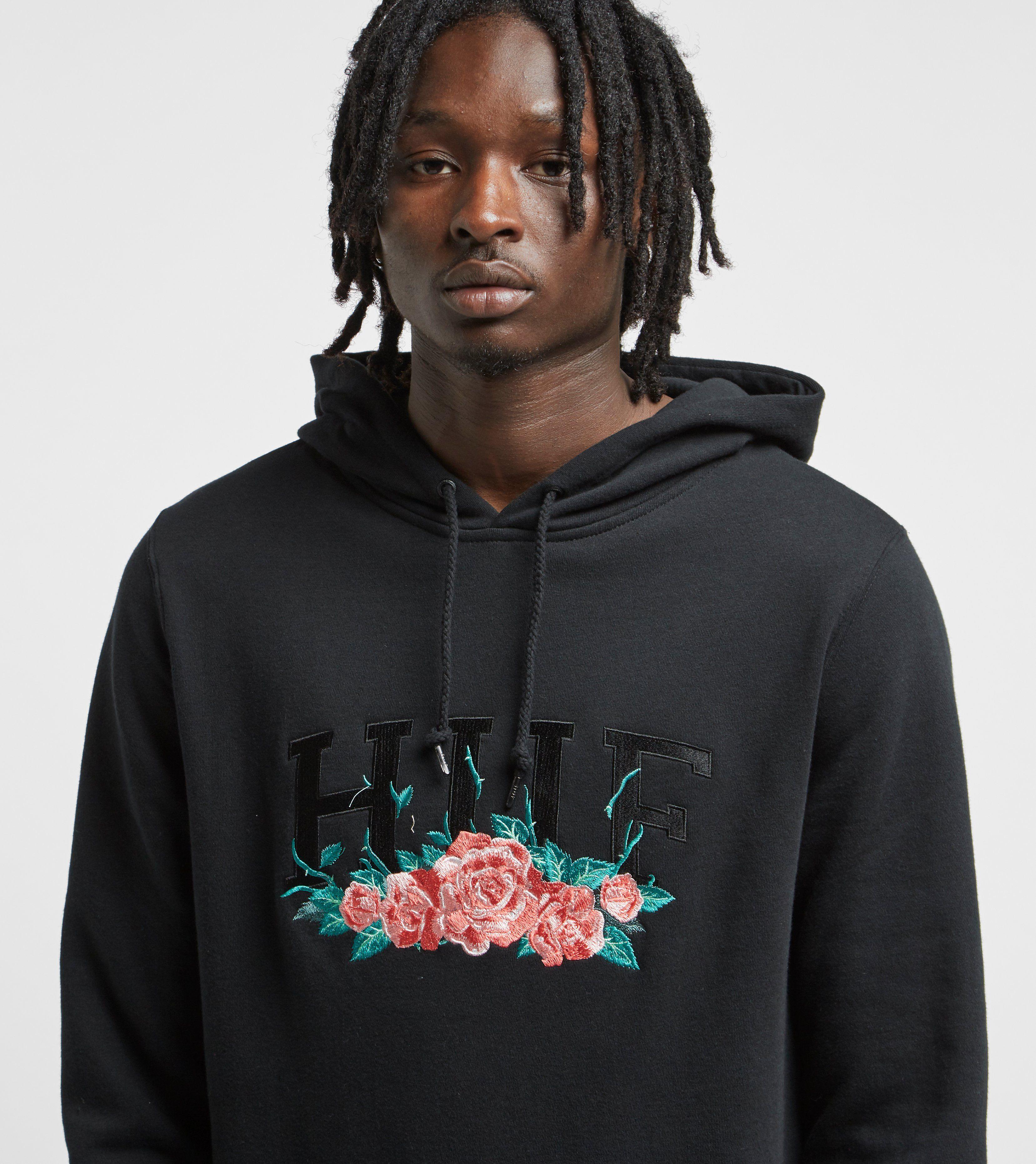 HUF City Roses Overhead Hoodie
