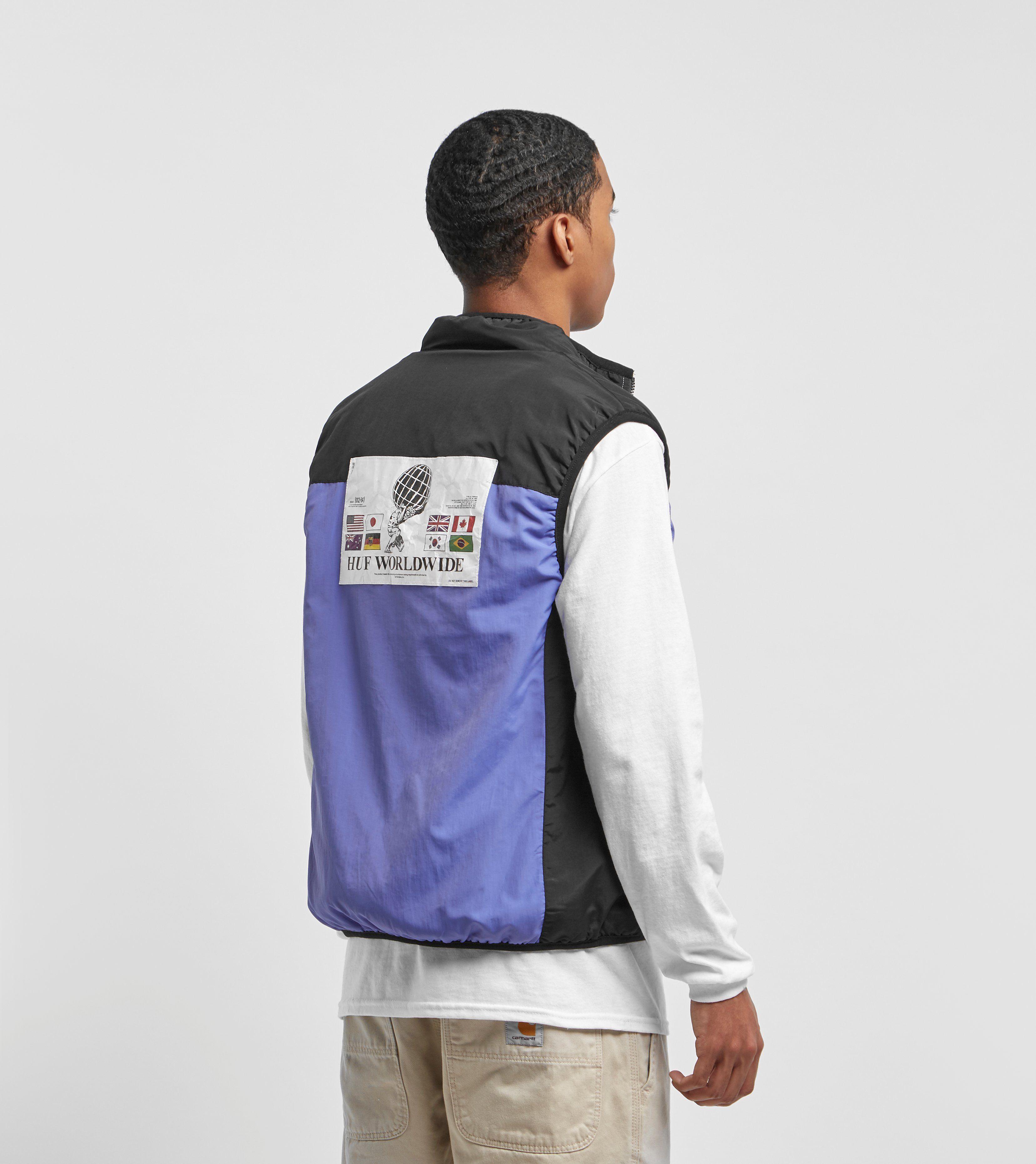 HUF Borough Reversible Vest